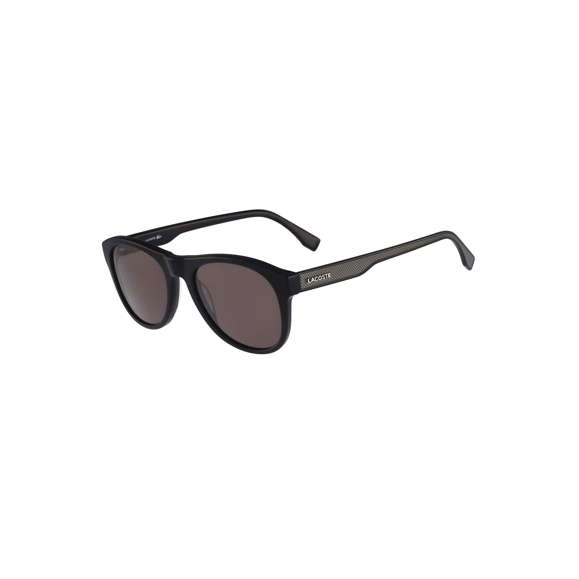 Women's Round Piqué Sunglasses