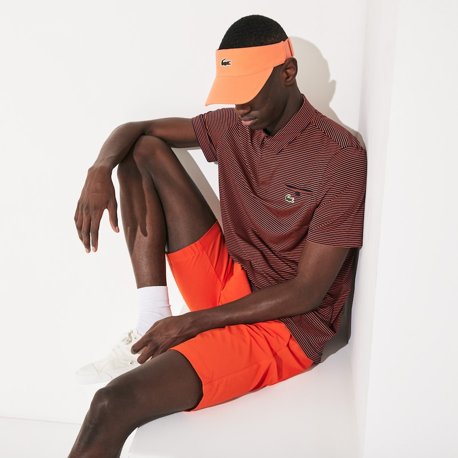 Men's SPORT Piqué And Fleece Tennis Visor