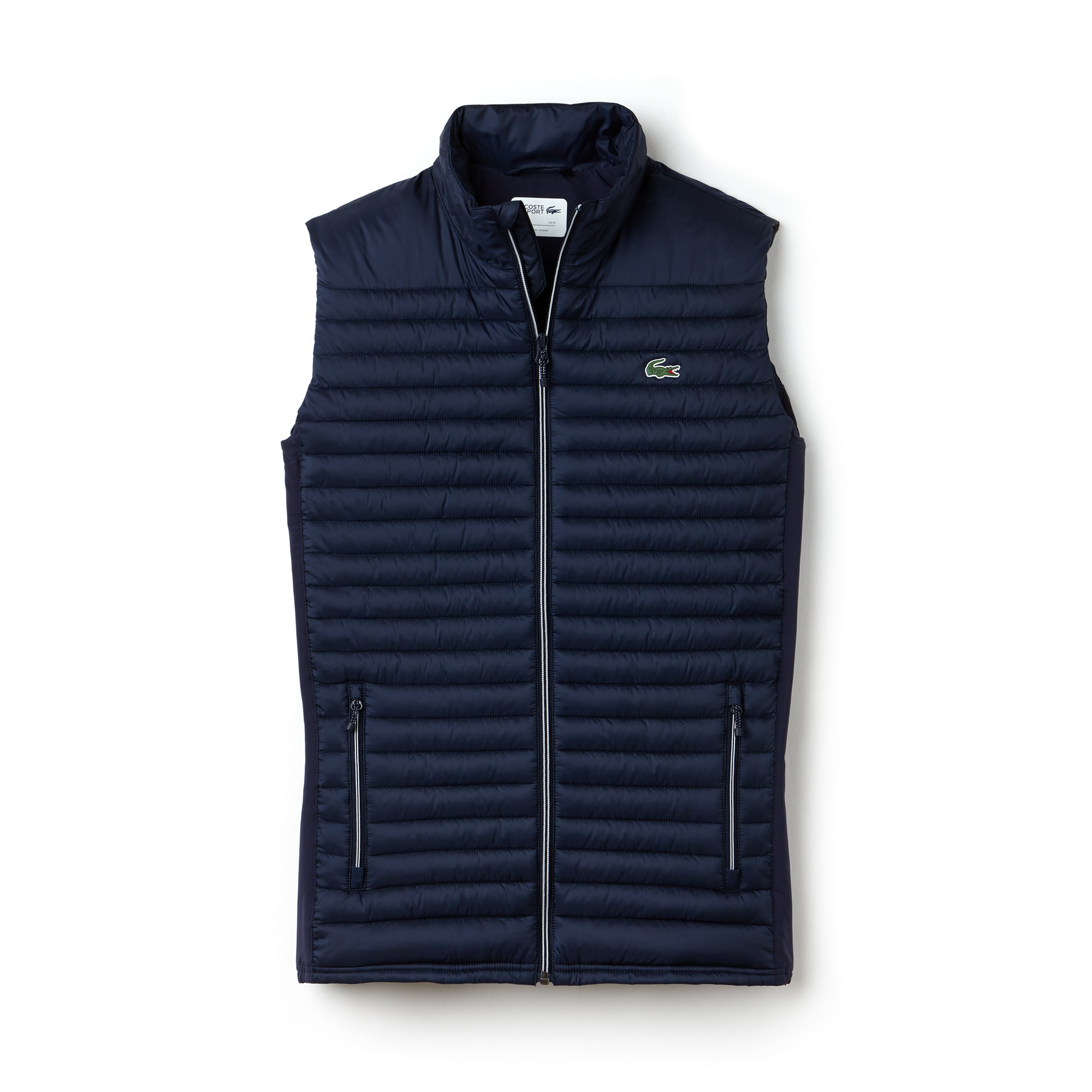 Men's Lacoste SPORT Golf Water-resistant Quilted Vest