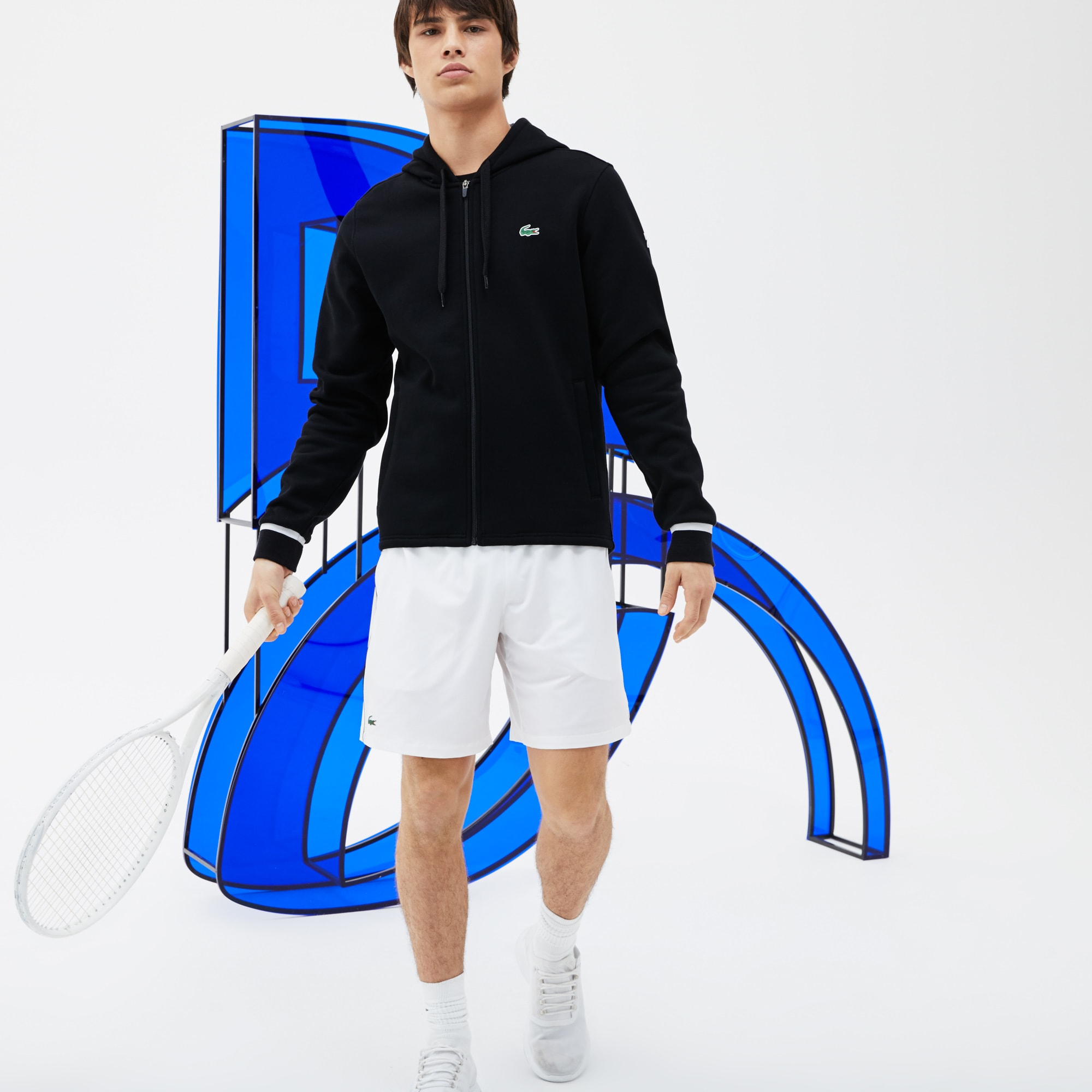 Men's SPORT Zip Sweatshirt - Novak Djokovic Supporter Collection
