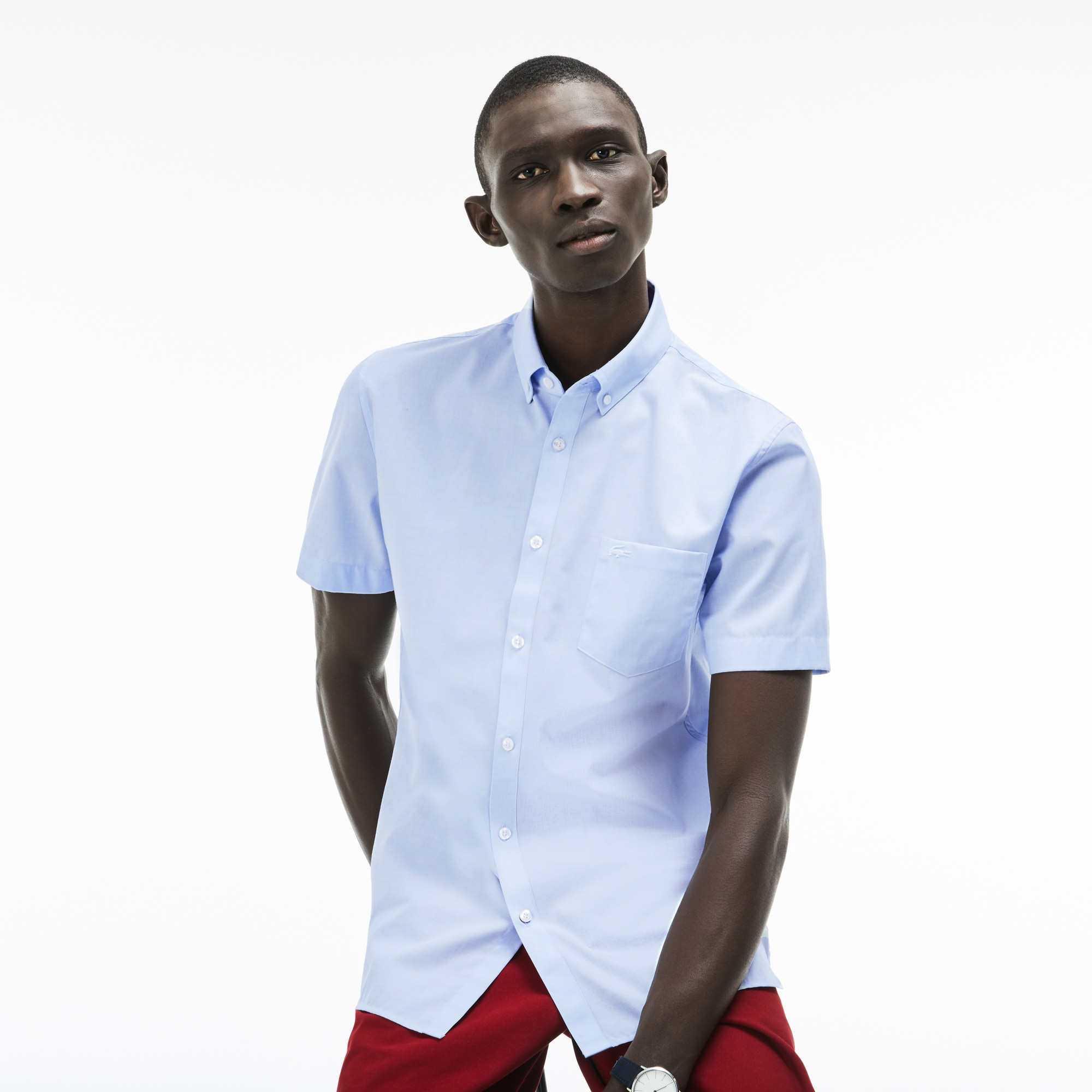 cheap lacoste dress shirts