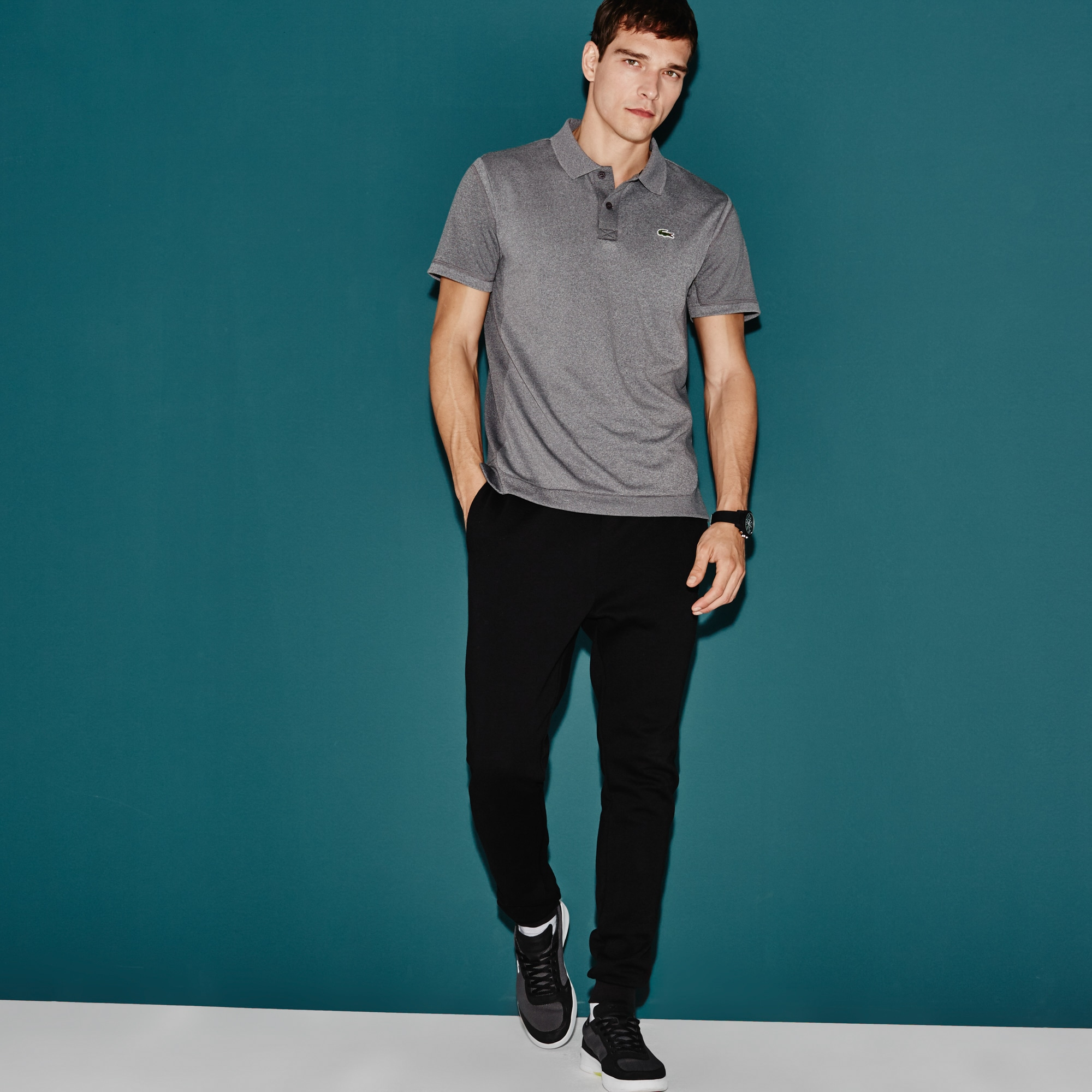 Men's Sport Lifestyle Fleece Tennis Pants