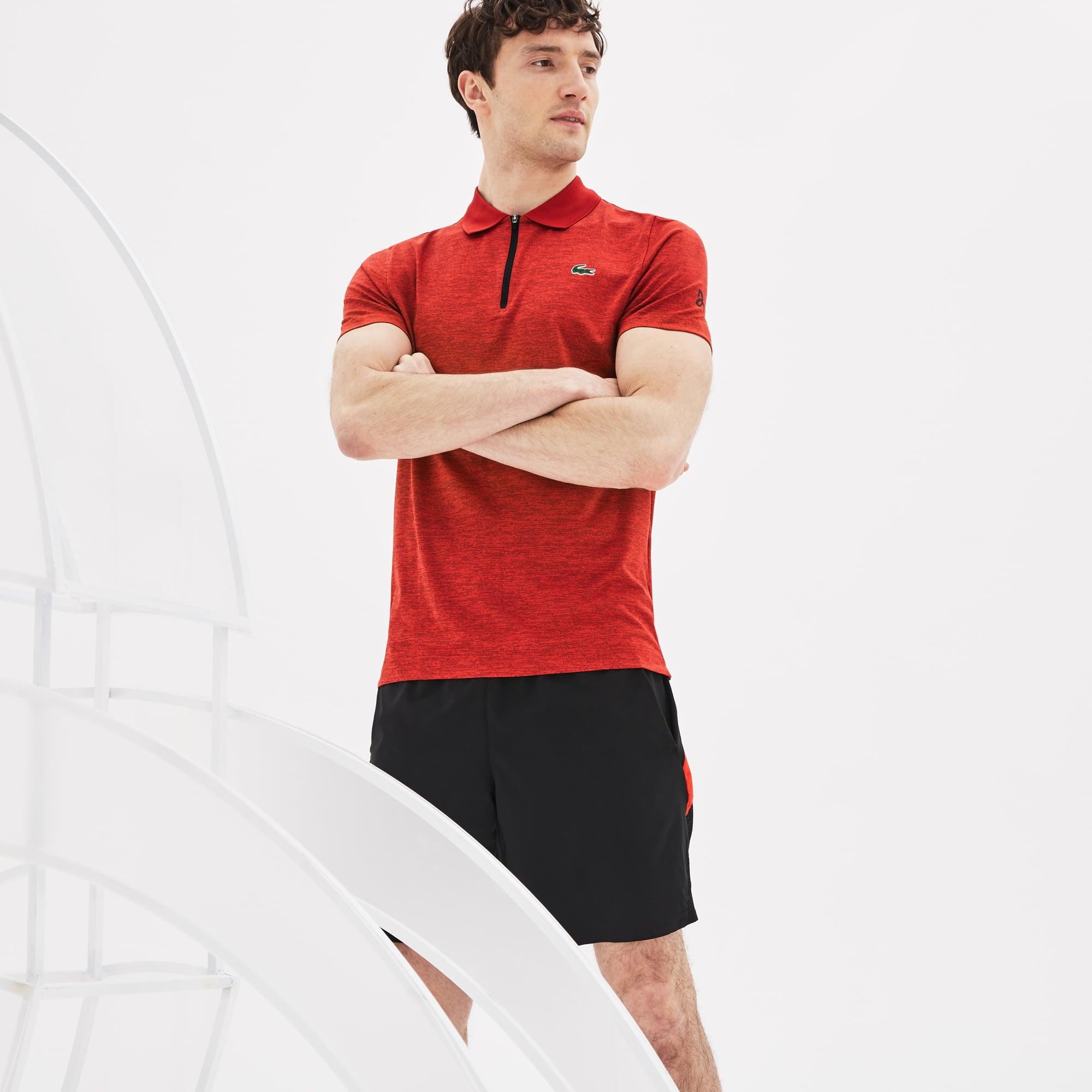 cfbe81eae + 1 color. 40% off. Men's SPORT Novak Djokovic Collection Tech Jersey Polo