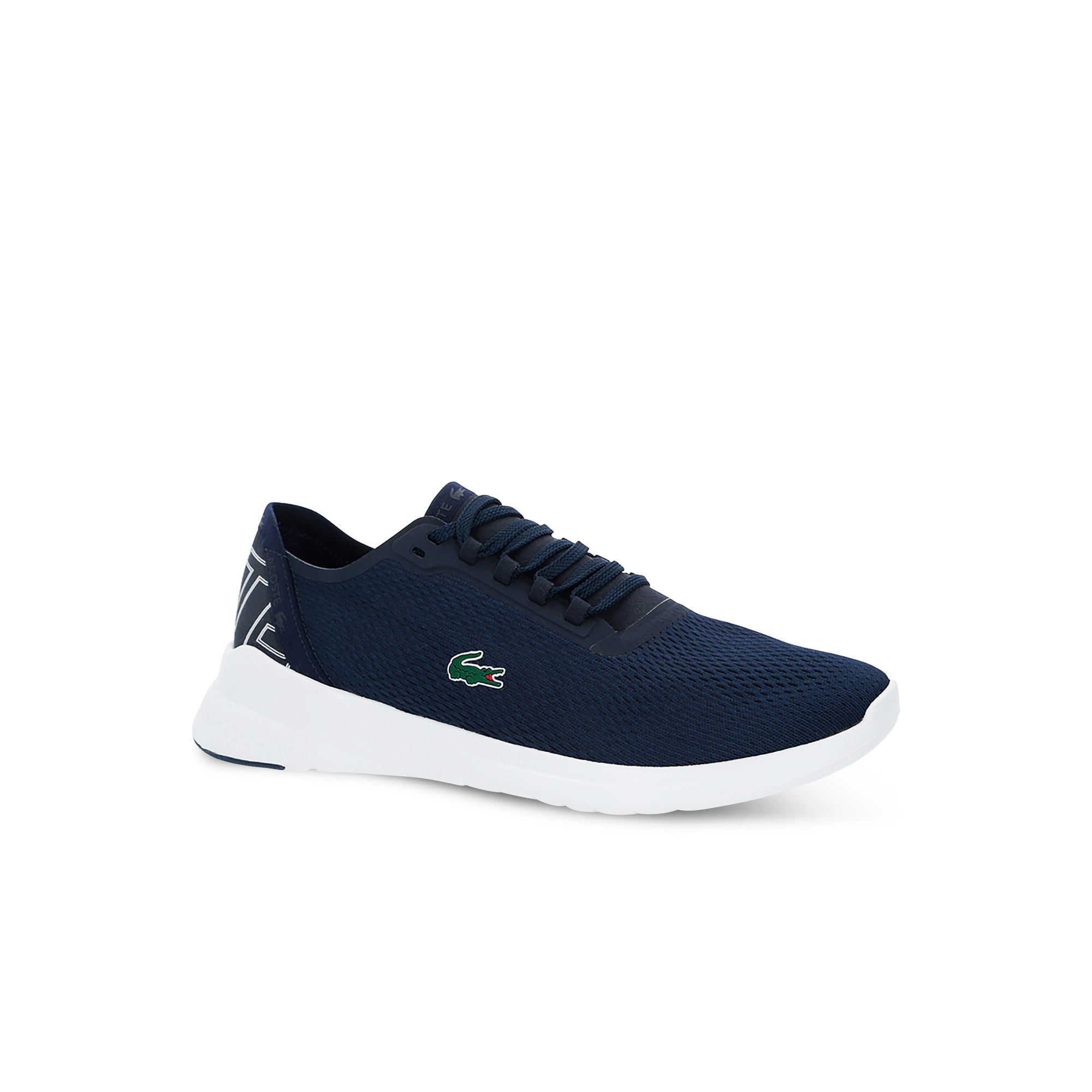 Men's LT Fit Trainers with Green Croc