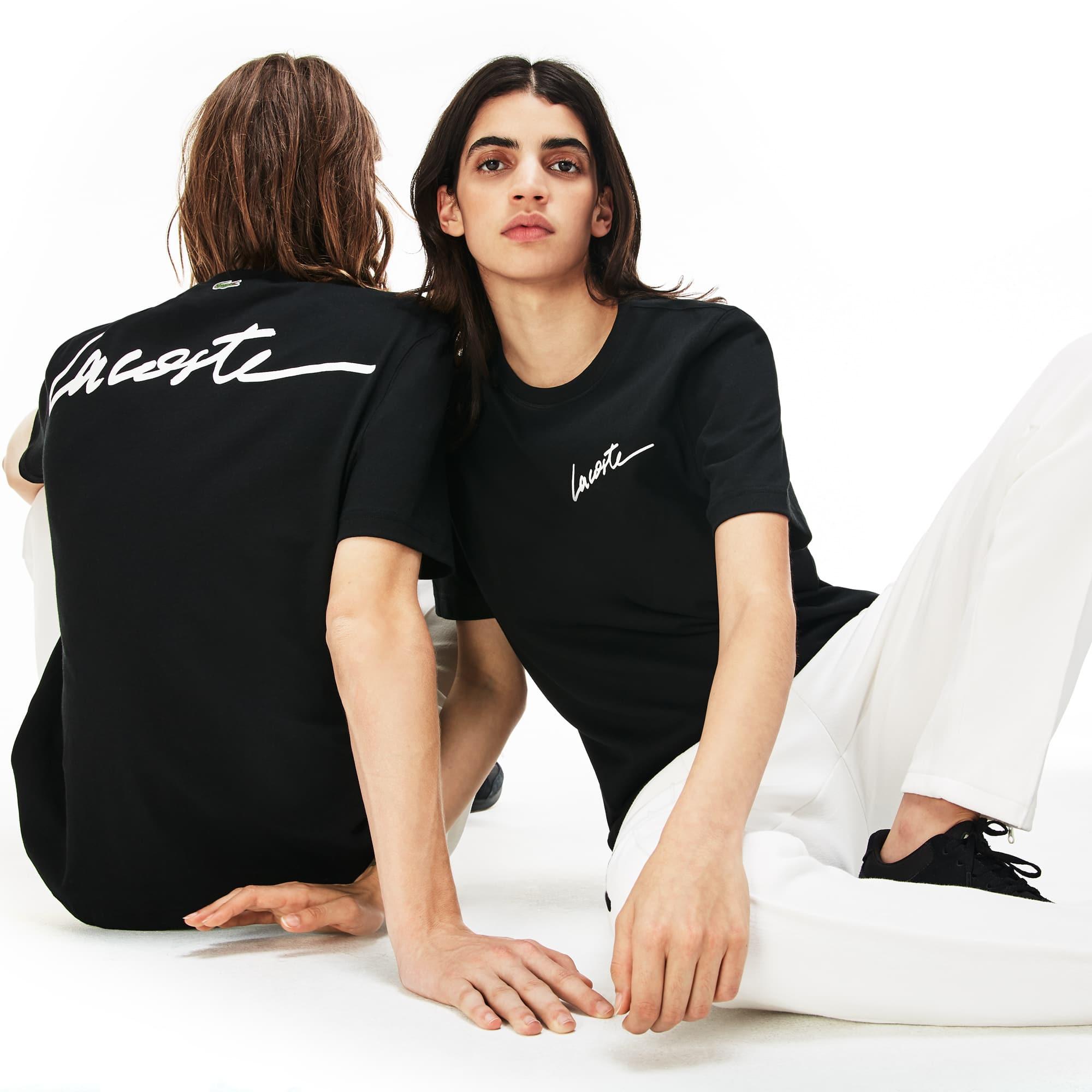 Men's LIVE Crew Neck Signature Jersey T-shirt
