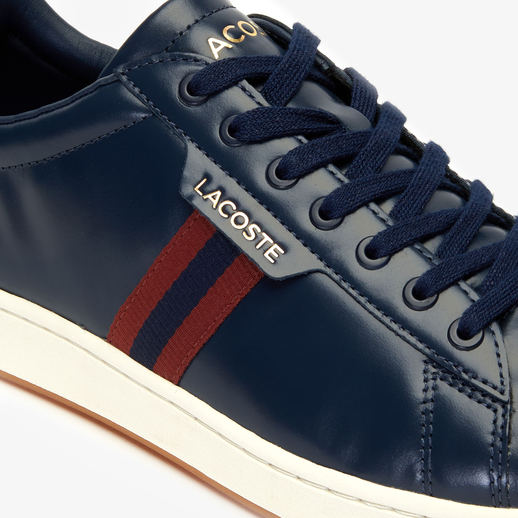 Men's Carnaby Evo Tricolor Leather Sneakers