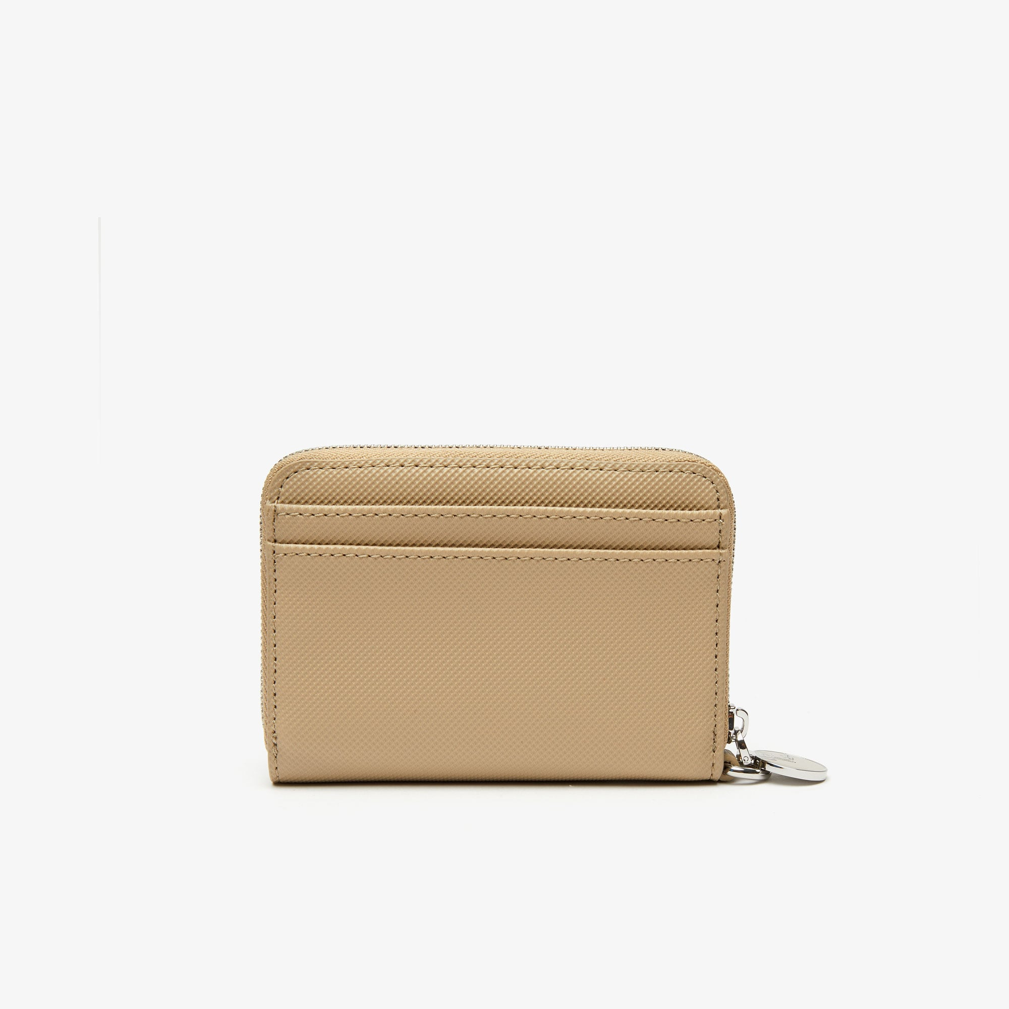 Women's Daily Classic Small Coated Canvas Wallet