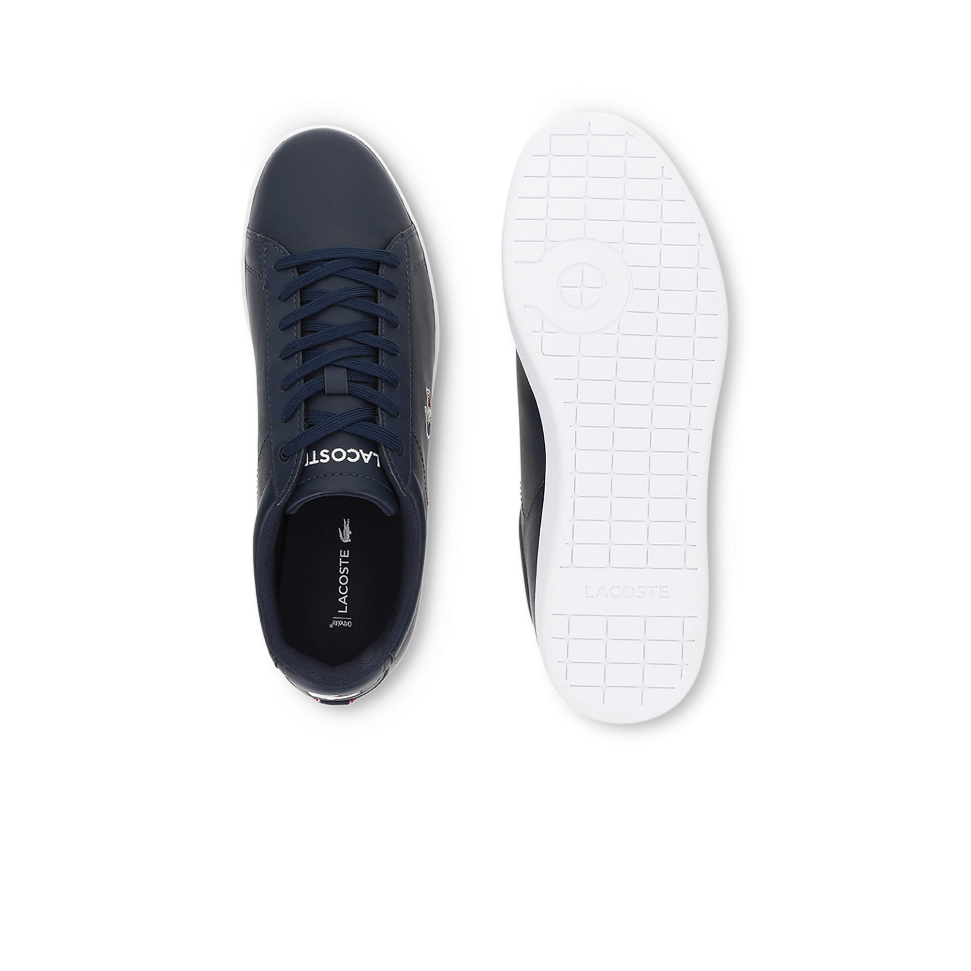Carnaby Evo Leather Sneakers   LACOSTE