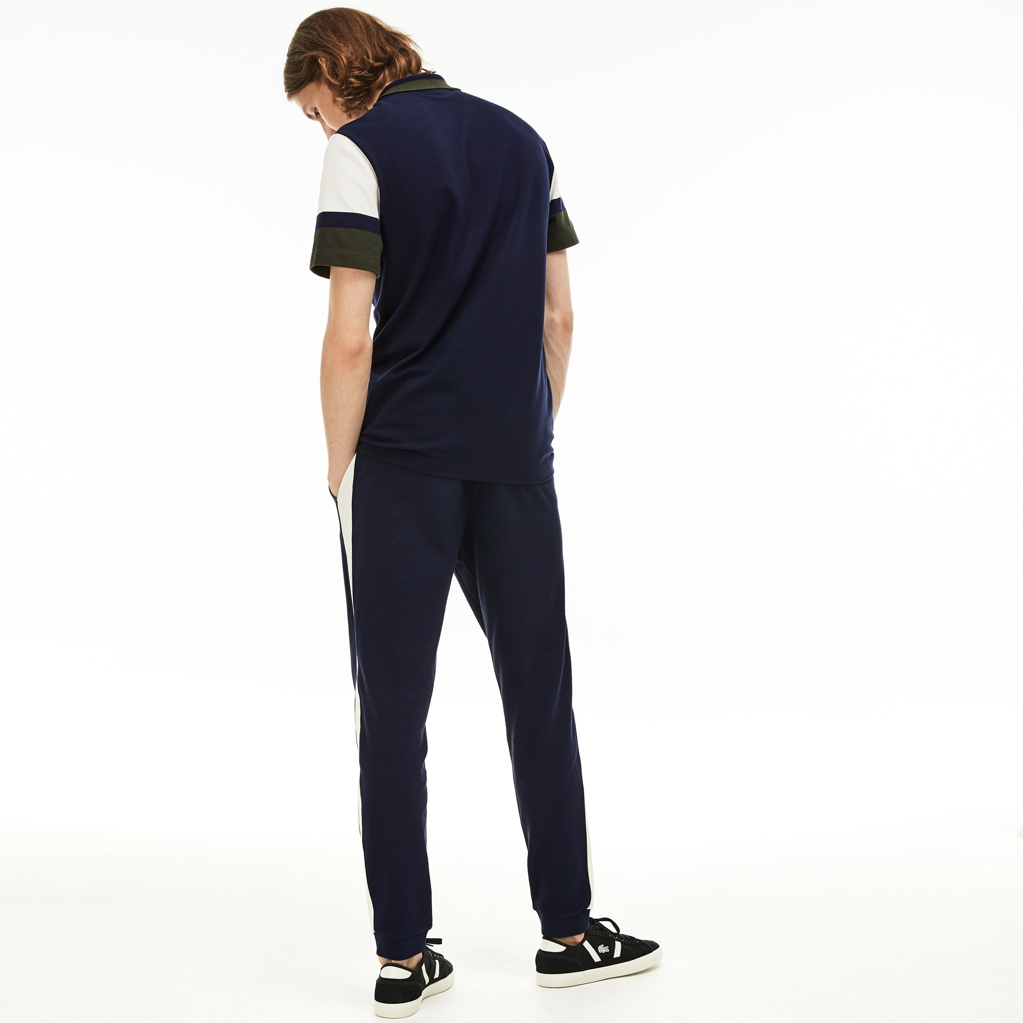 Men's Piqué Fleece Sweatpants