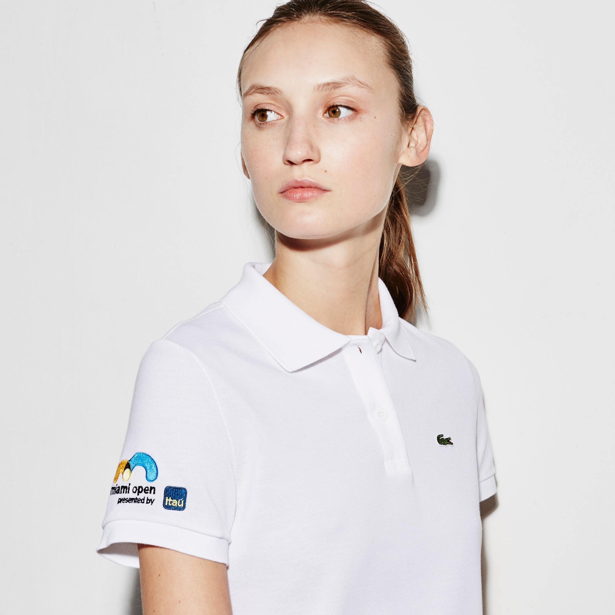 Women's SPORT Miami Open Edition Petit Piqué Polo