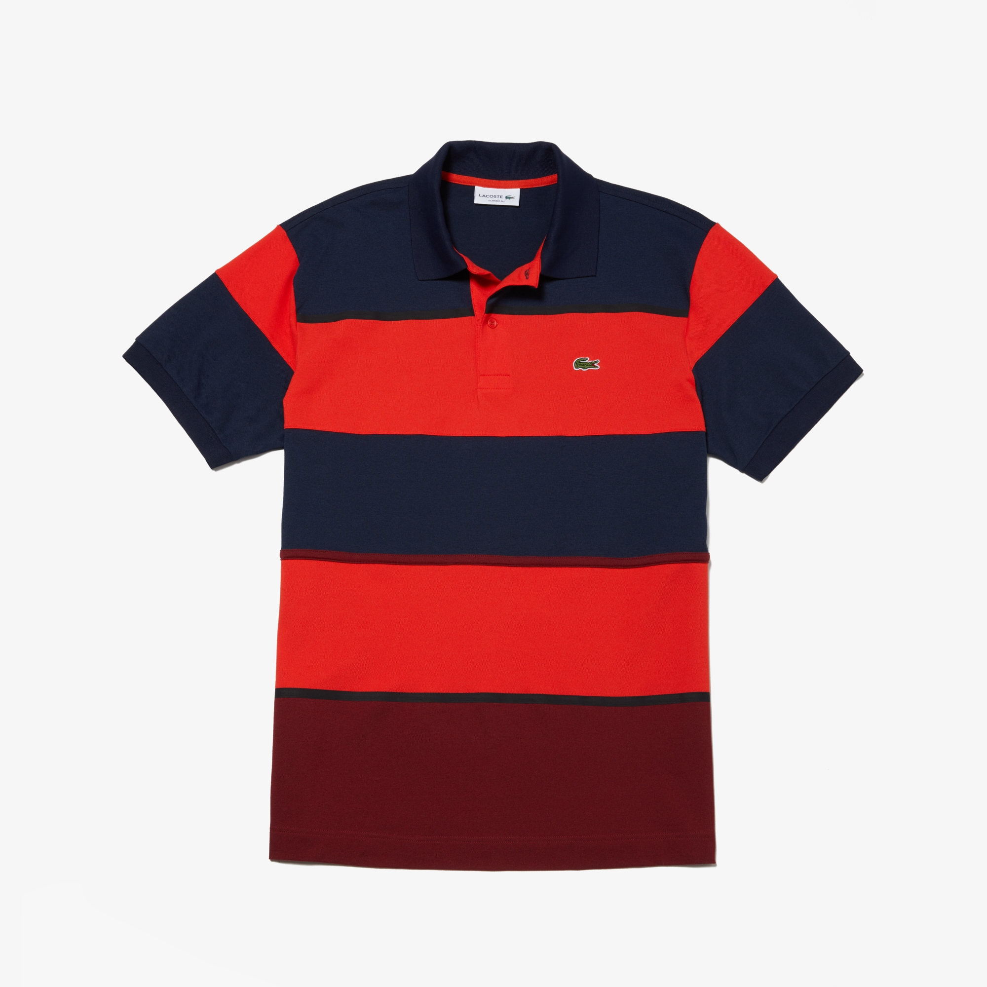 Men's L.12.12 Technical Piqué Polo