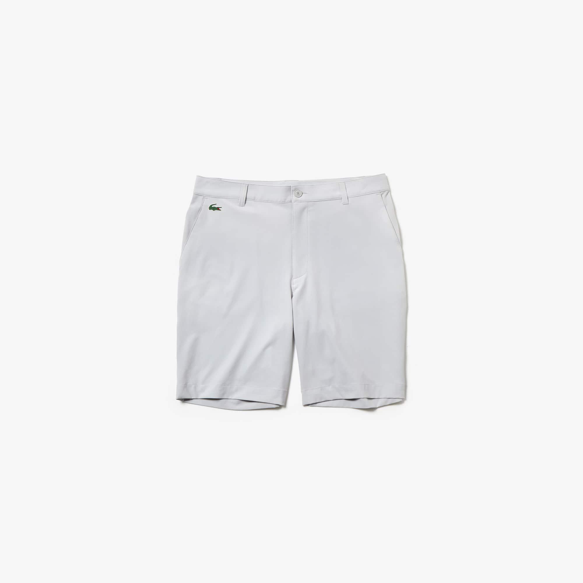 Men's SPORT Stretch Taffeta Technical Golf Bermuda Shorts