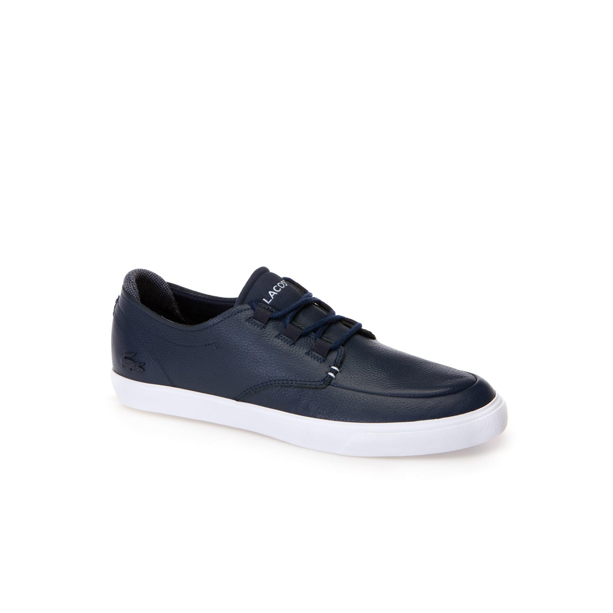 Men's Esparre Leather Deck Shoes