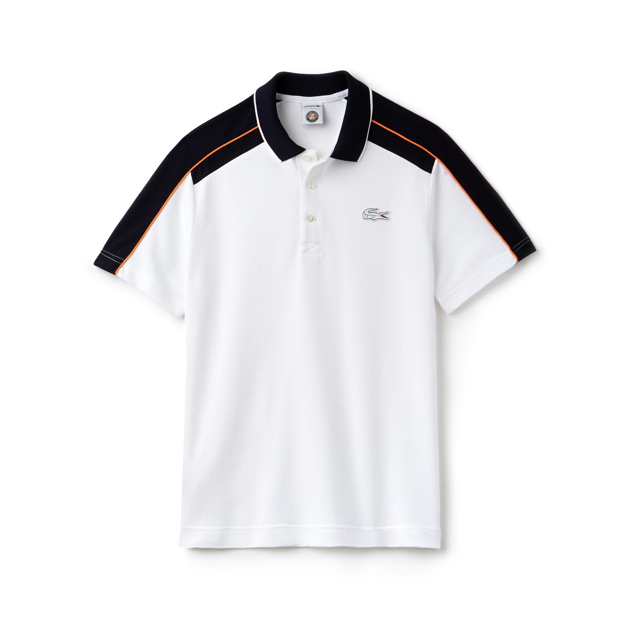 Men's SPORT Roland Garros Edition Petit Piqué Polo
