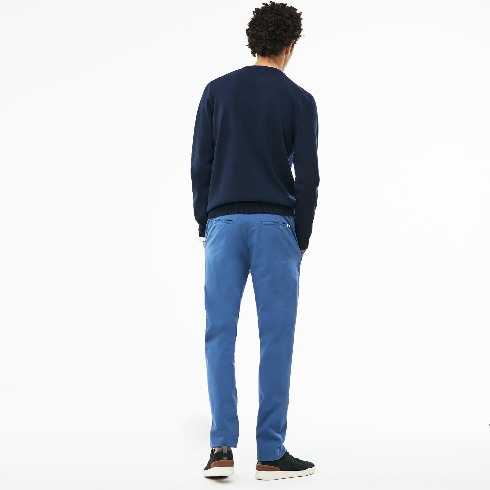 224aa265c6 Men'S Regular Fit Cotton Gabardine Chino Pants in King