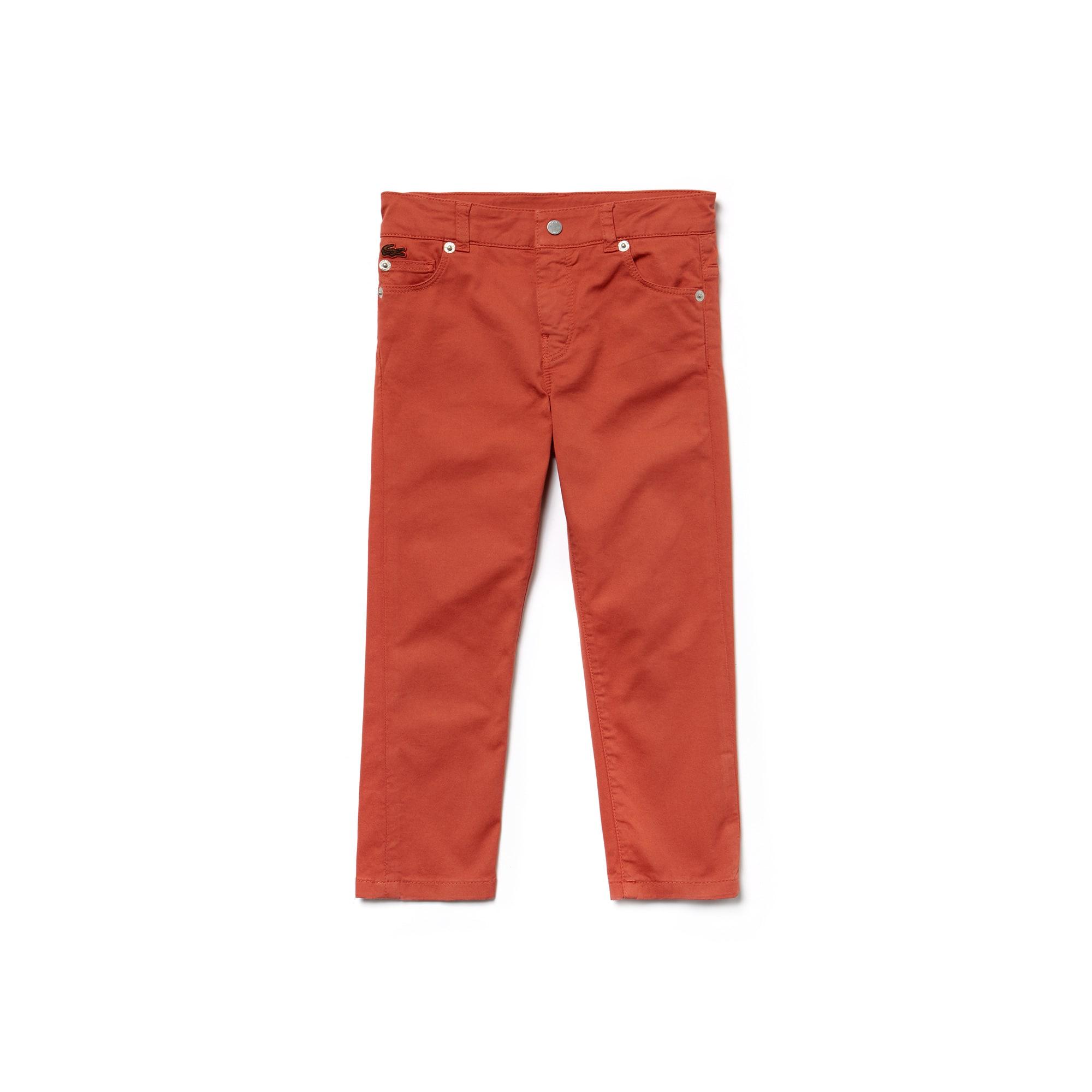 Boys' 5 Pocket Stretch Pants