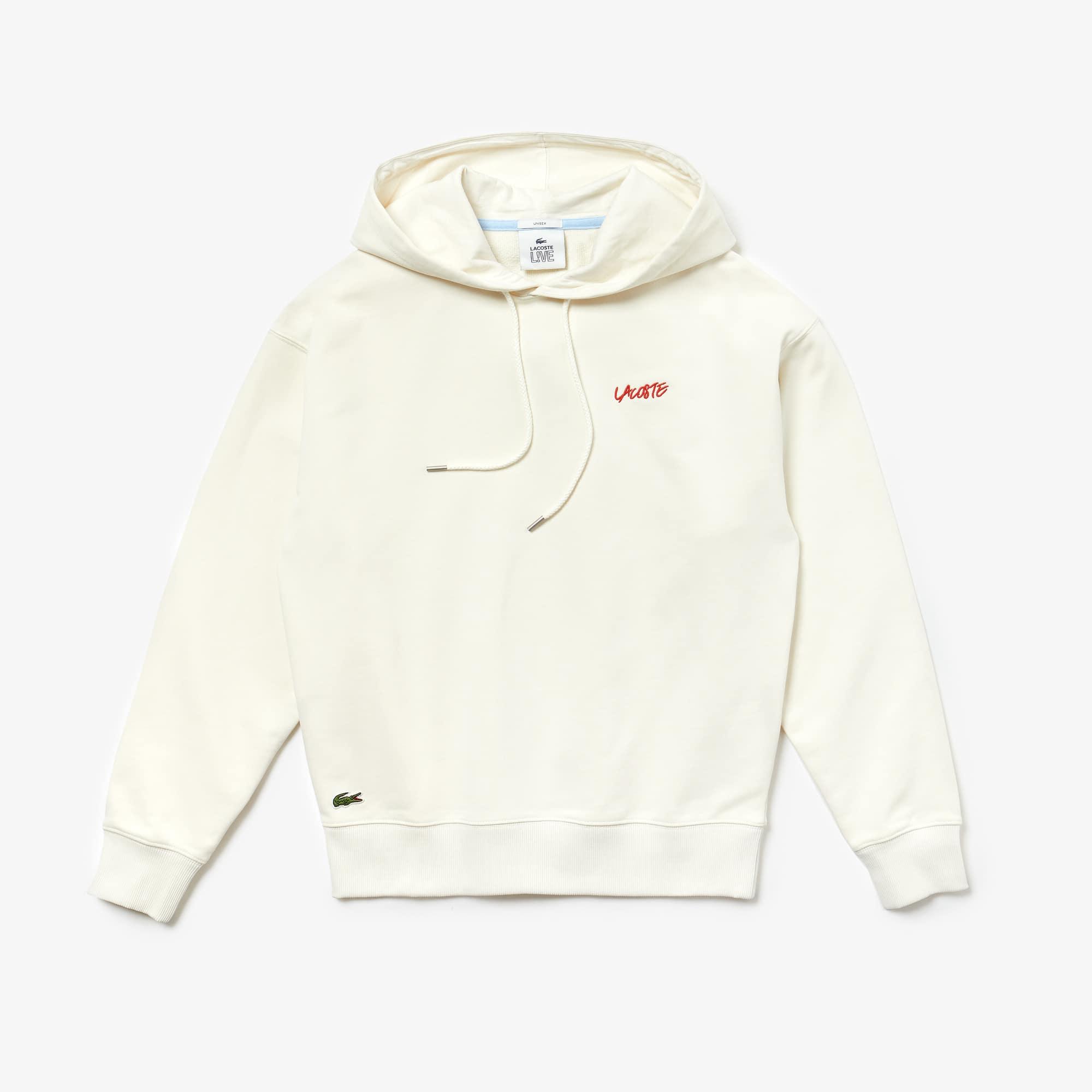 Unisex LIVE Fleece Hooded Sweatshirt