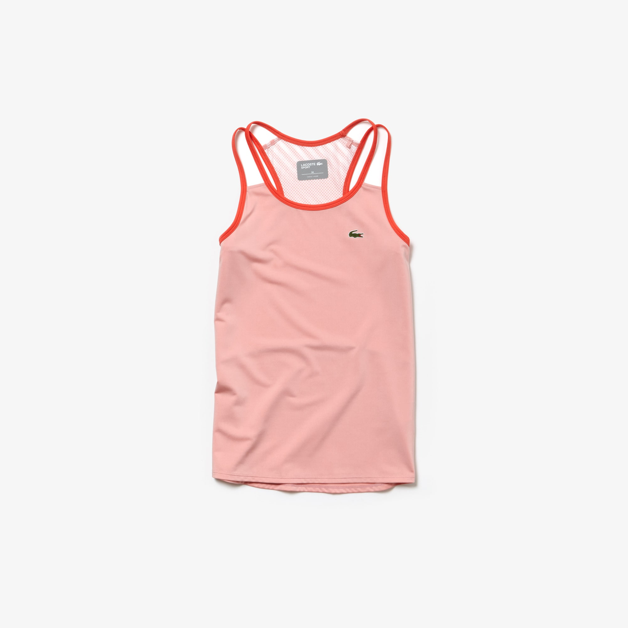 Women's SPORT Tech Jersey Racerback Tennis Tank Top