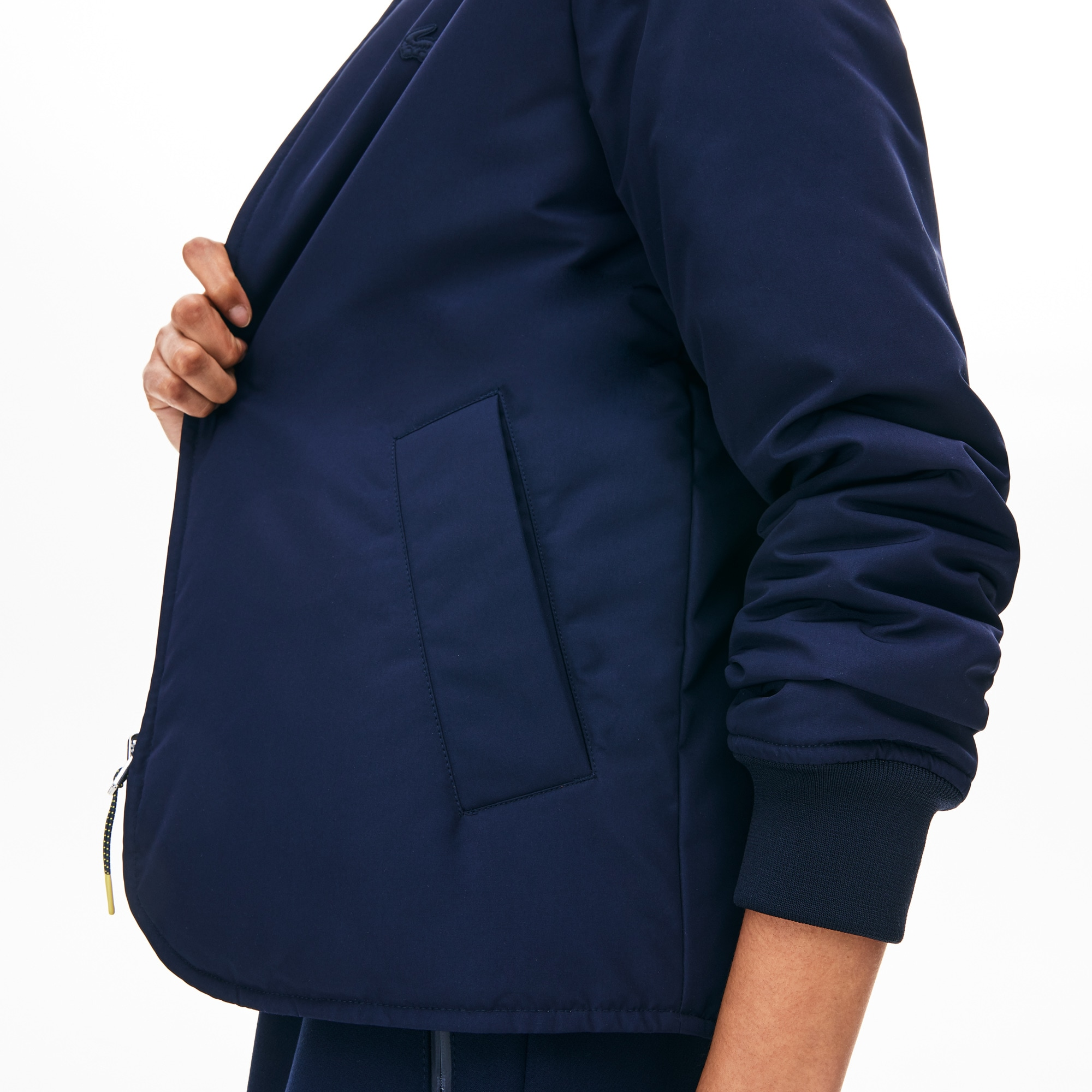 Women's Quilted Reversible Rain Jacket