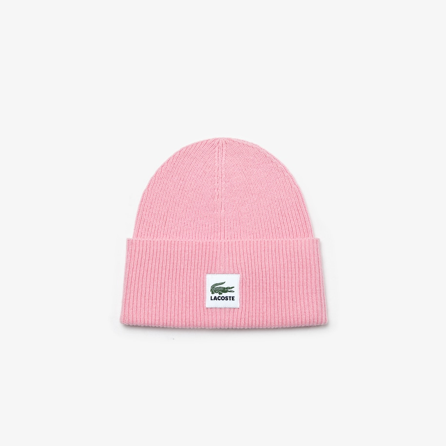 Unisex Lacoste LIVE Wool Blend Beanie
