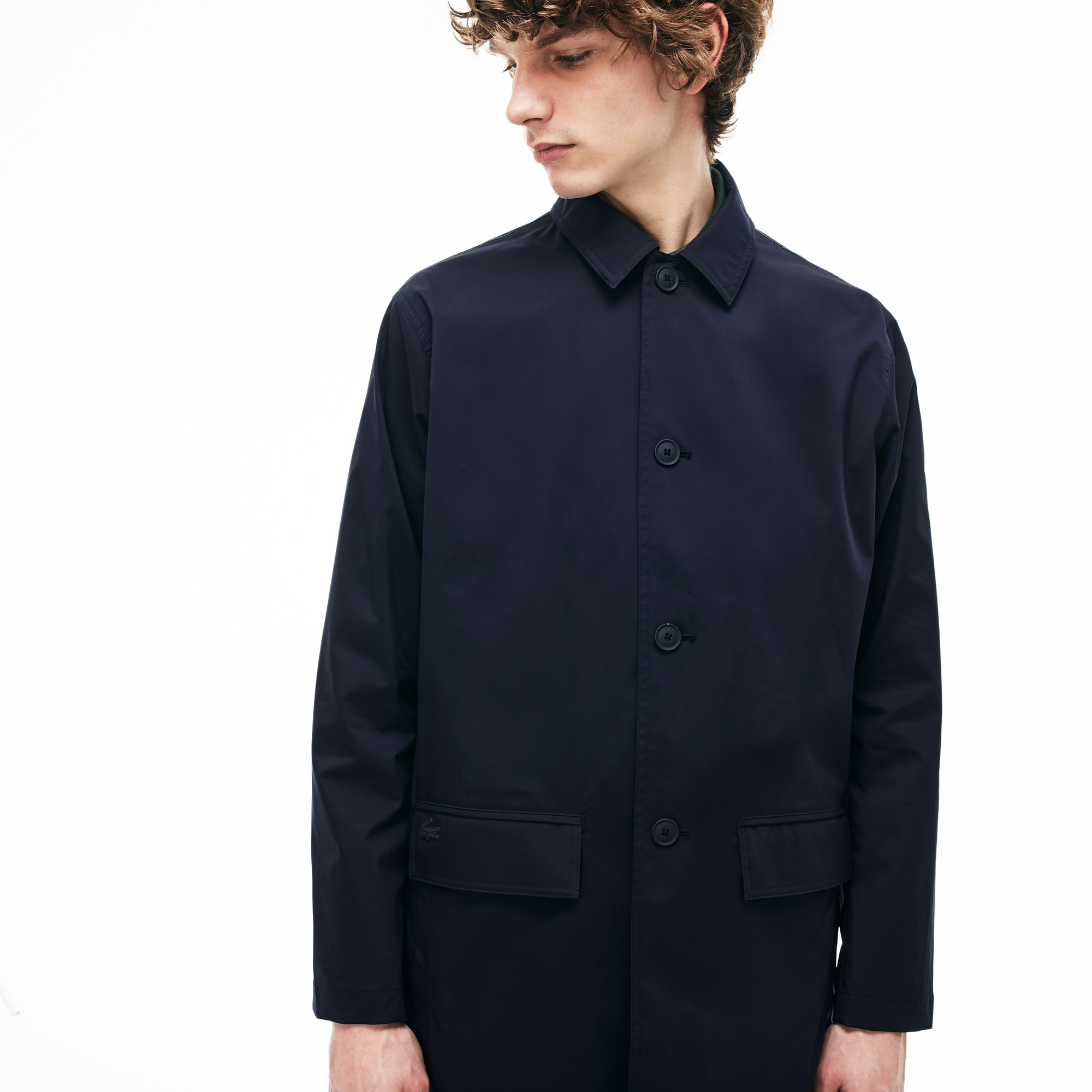 Mens Jackets And Coats Lacoste Outerwear Lacoste