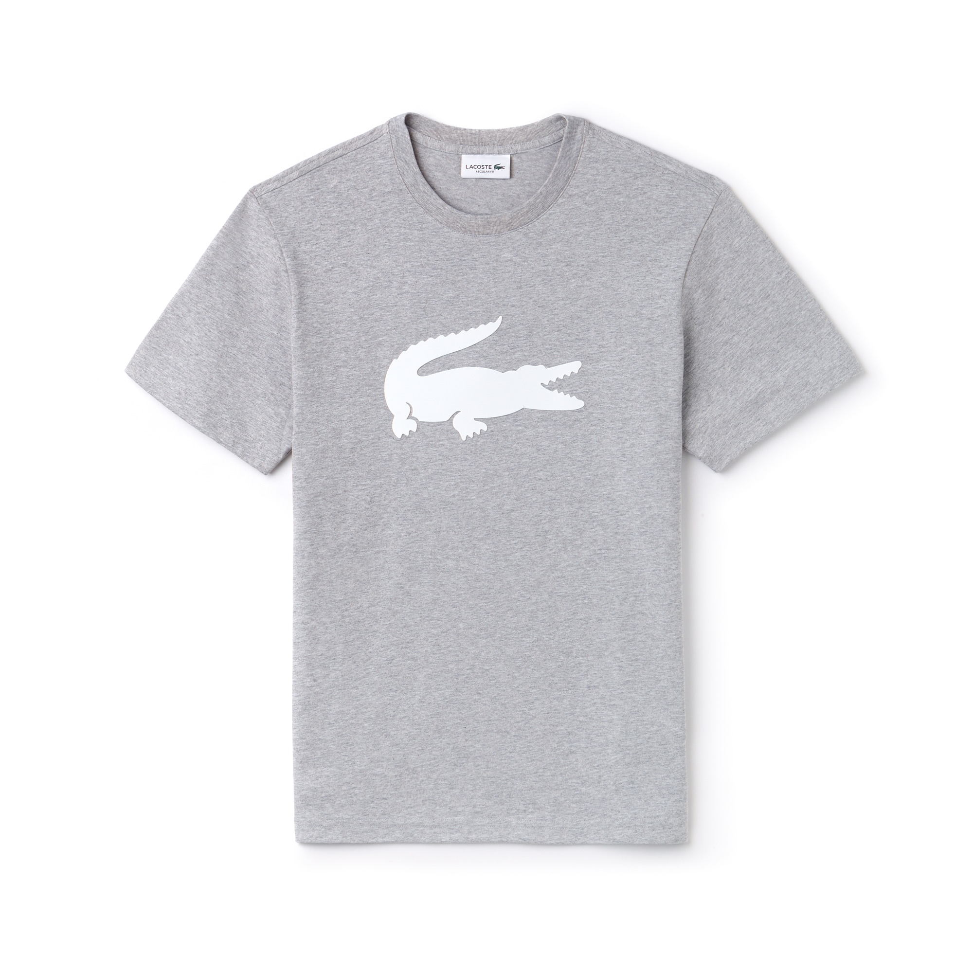 Men's Oversized Crocodile T-Shirt