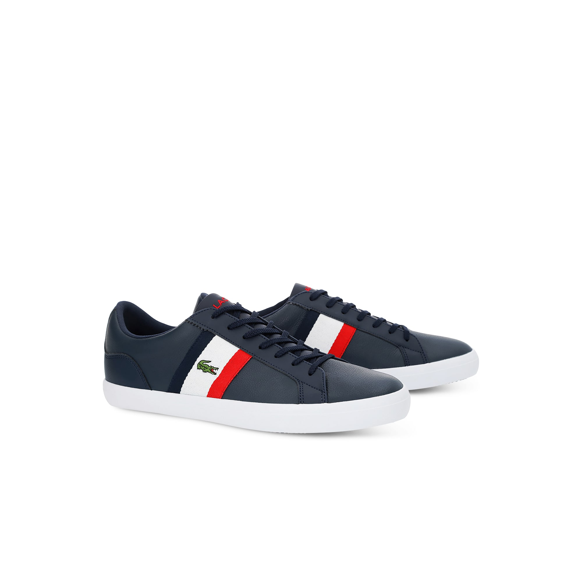 Men's Lerond Tumbled Leather Sneakers