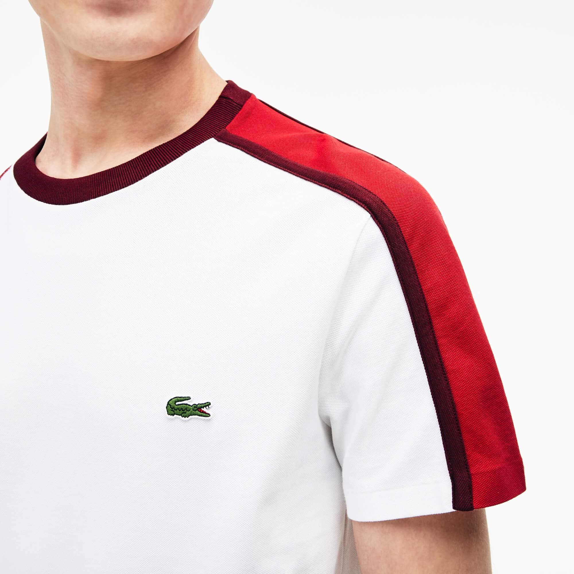 Men's Made in France Tech Piqué T-shirt