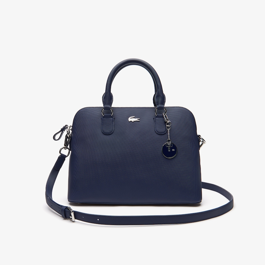Women's Daily Classic Coated Piqué Canvas Bugatti Bag