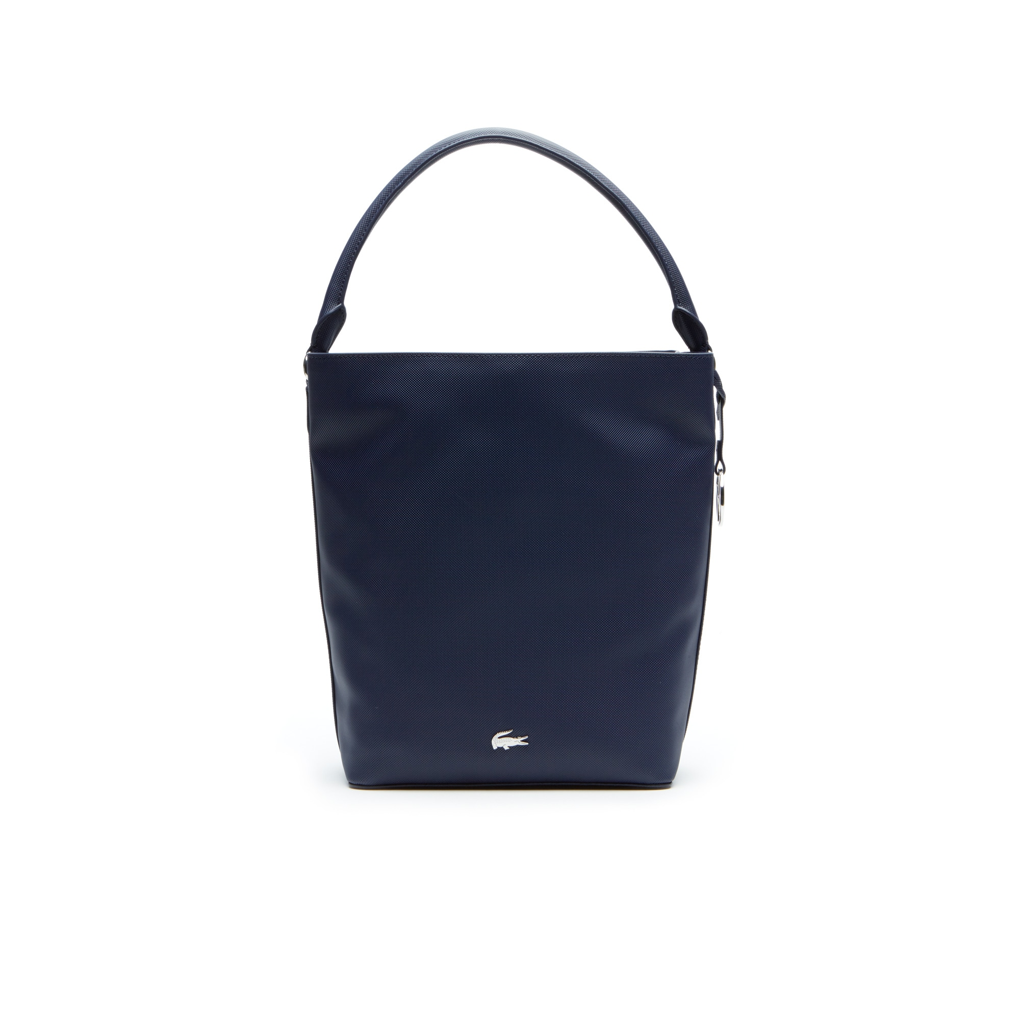 Women's Daily Classic Coated Piqué Canvas Hobo Bag