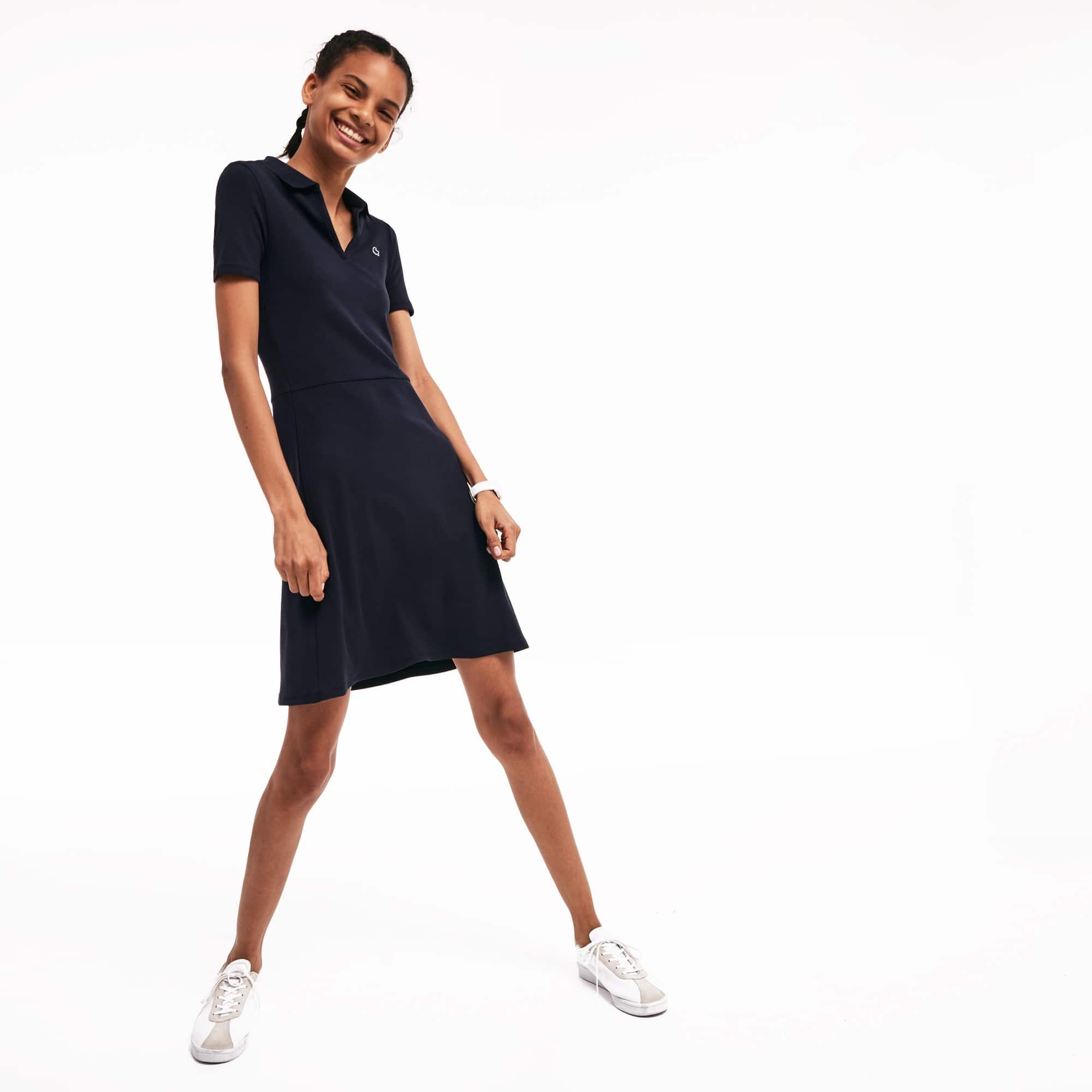 ba476130b33a Women s LIVE Cotton Blend Polo Dress