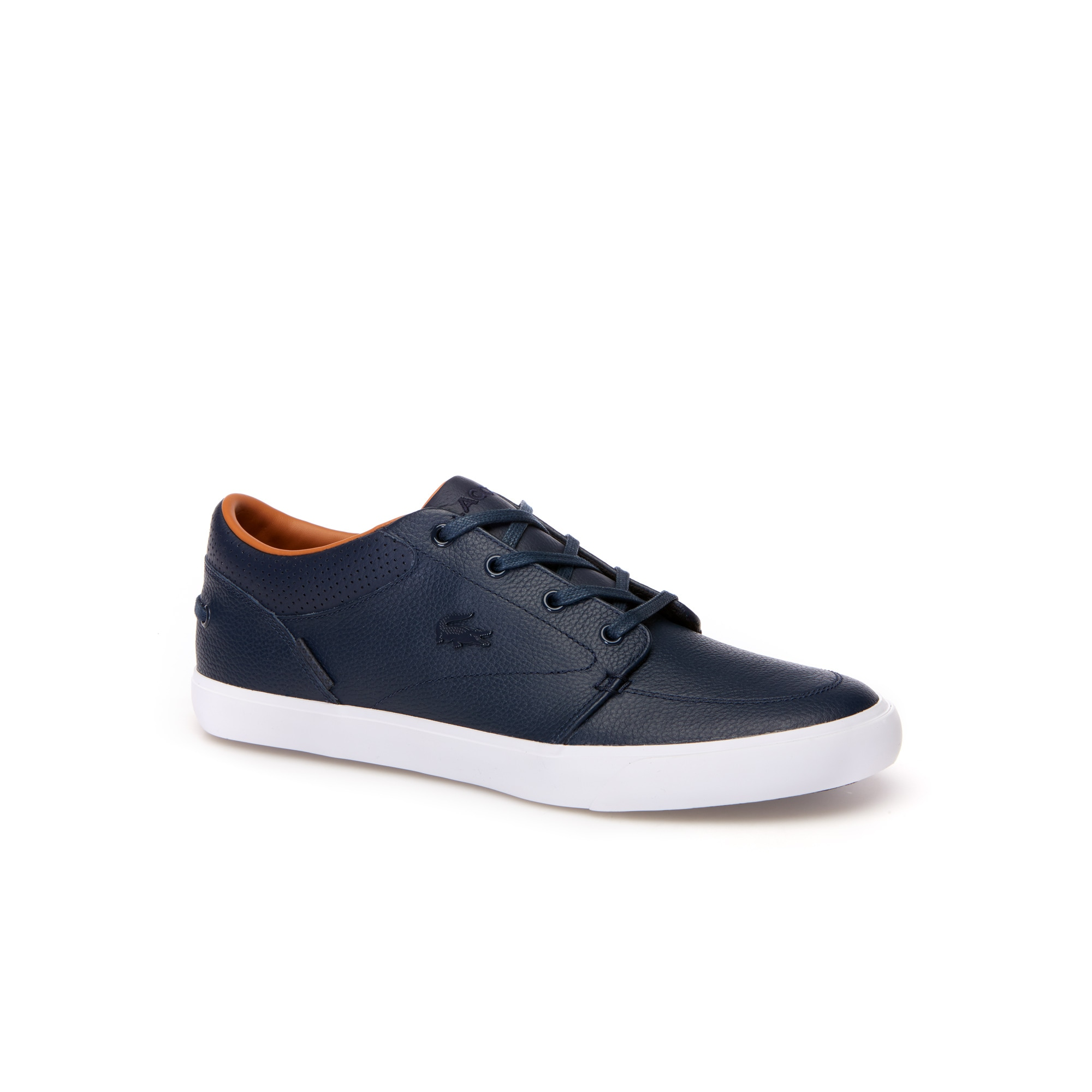 sleek best service utterly stylish Men's Low-rise leather Bayliss VULC lace-up trainers