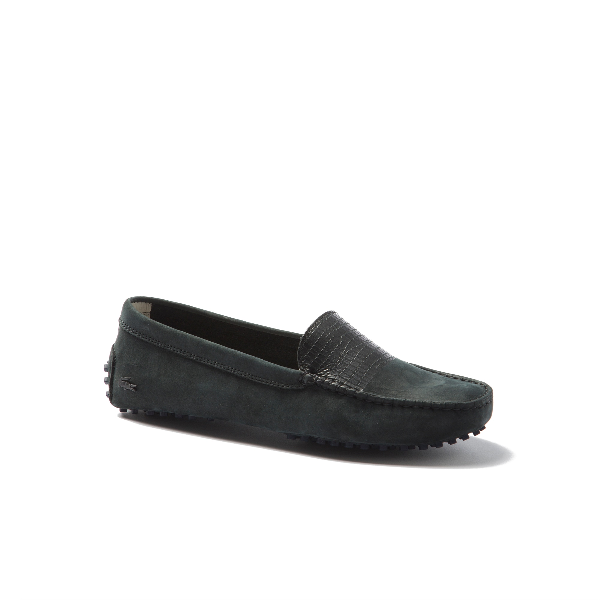 Women's Couvel Leather Slip-ons