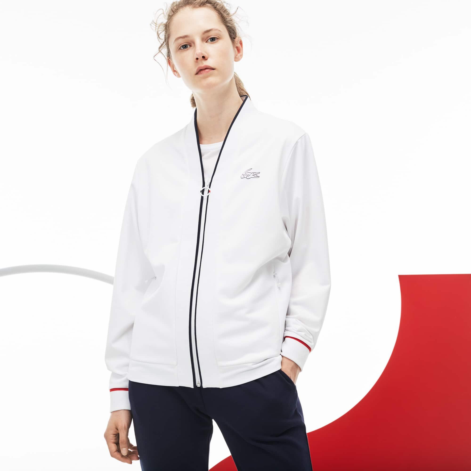 Women's  French Sporting Spirit Edition Tech Piqué Zip Sweatshirt