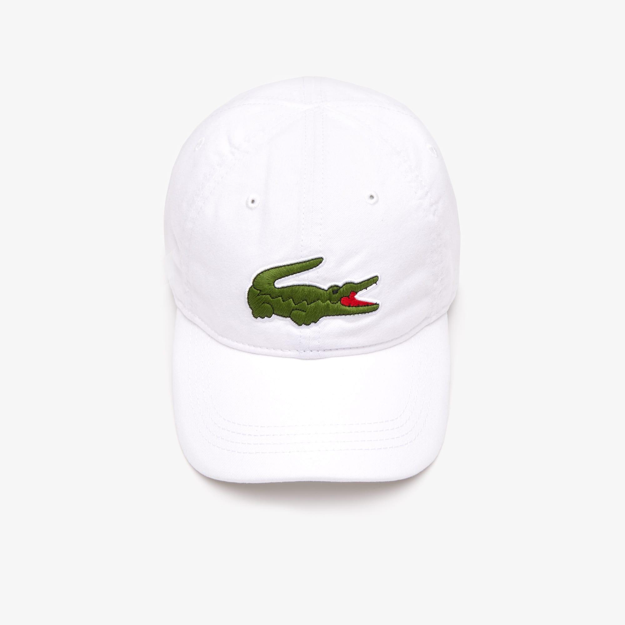 d21b56ebce Men's Big Croc Gabardine Cap