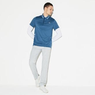 라코스테 스포츠 골프 치노팬츠 Lacoste Mens SPORT Stretch Golf Chinos,Light Grey / White