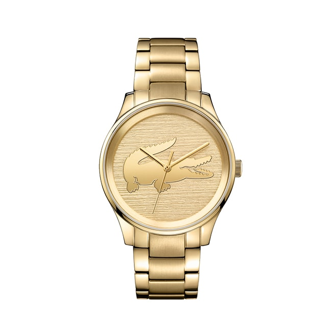 Women's Victoria Yellow Gold Dial Bracelet