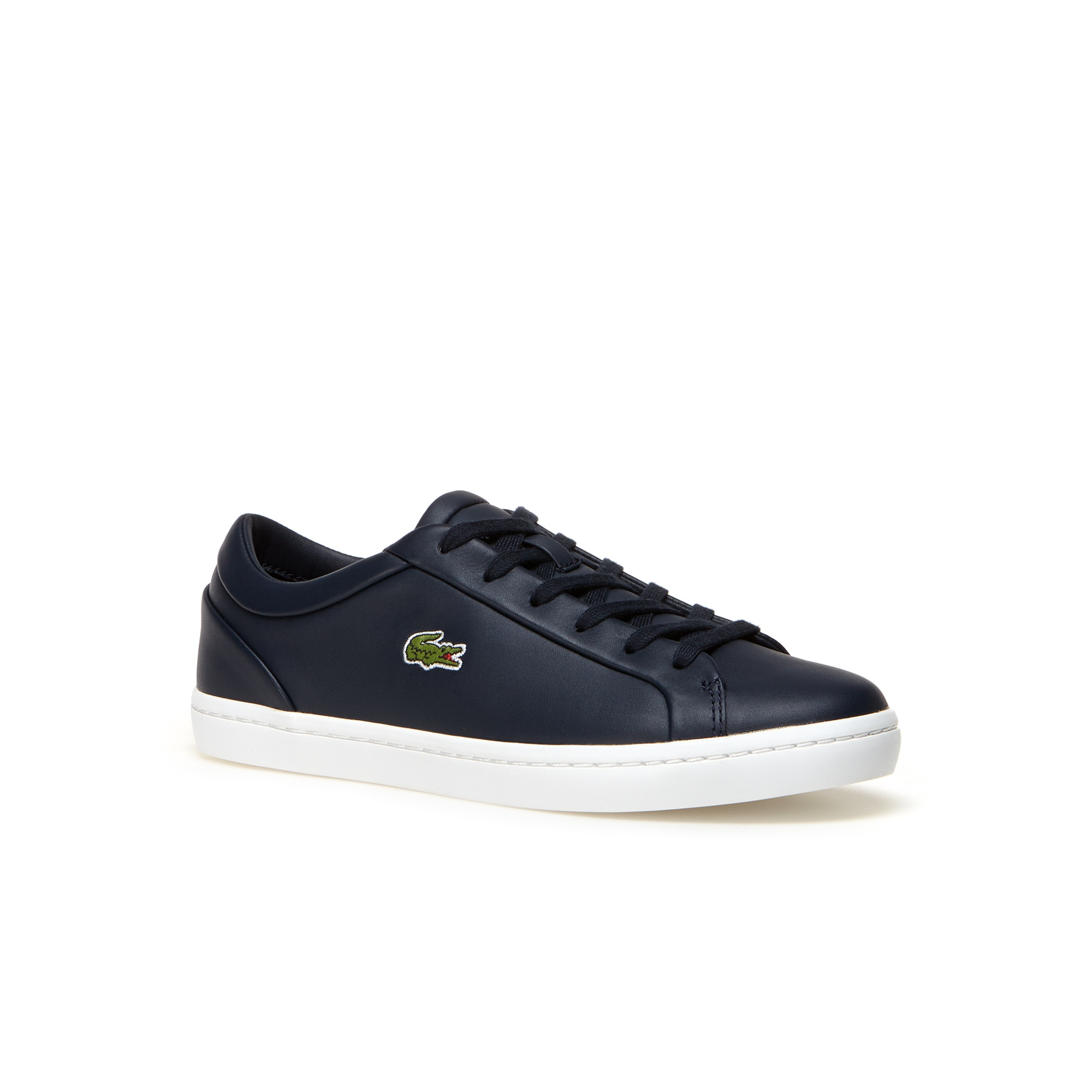 Australia Mens Lacoste Trainers - Navy MN06251