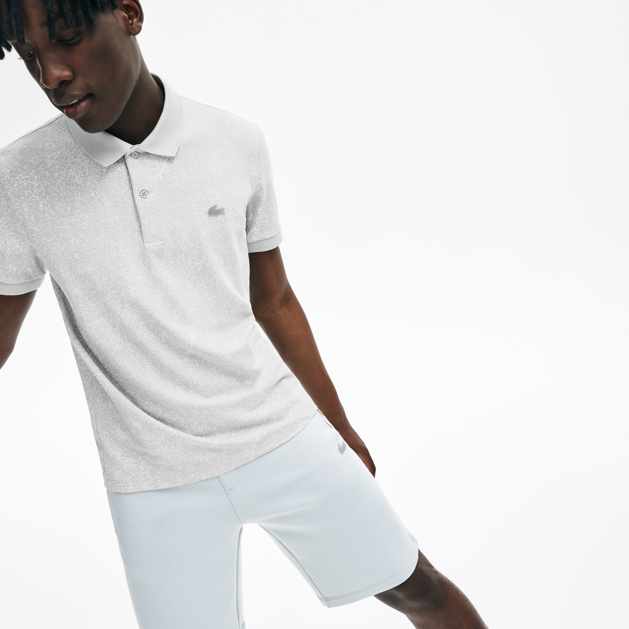 Men's Motion Premium Piqué Polo Shirt