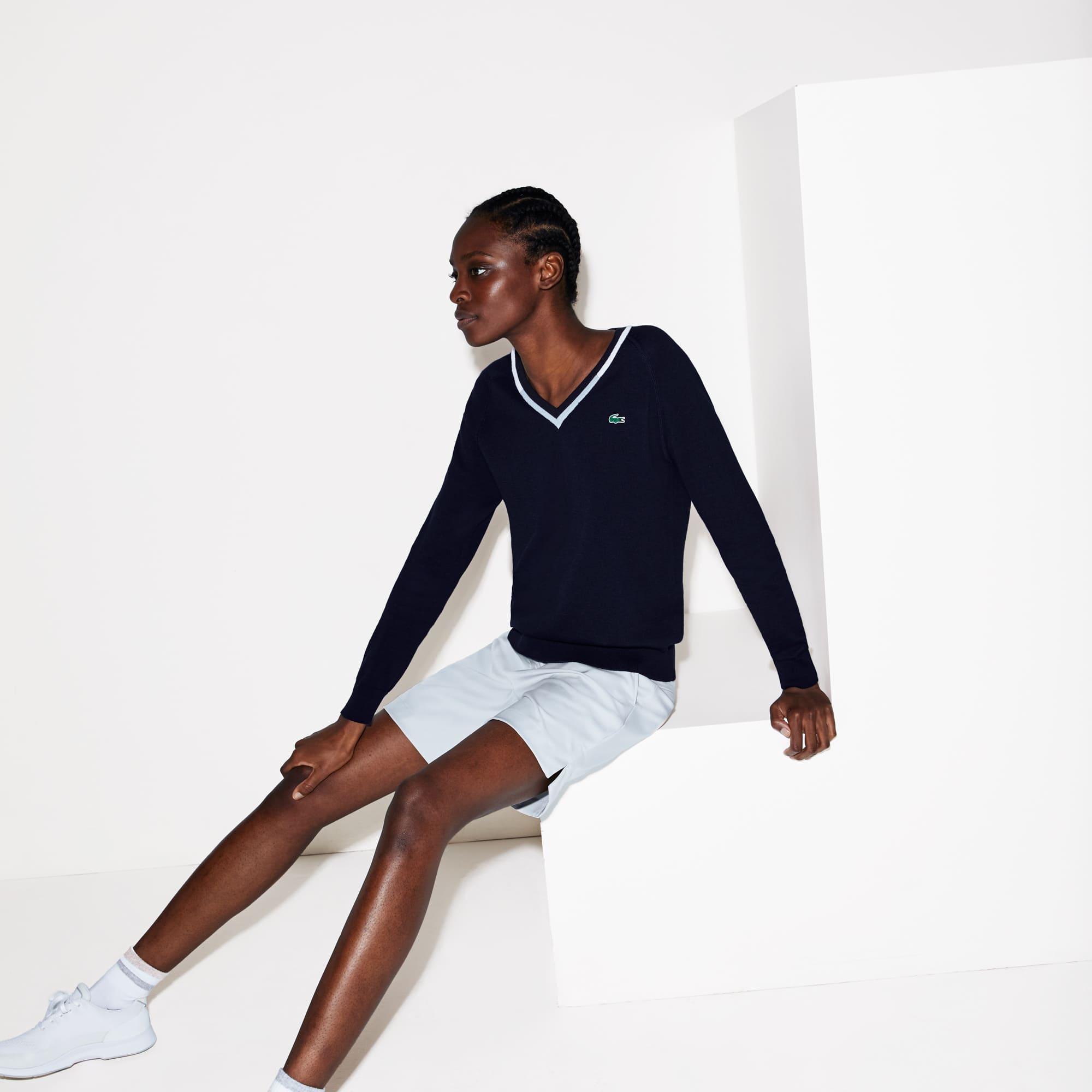 Women's SPORT Coolmax Knit Golf Sweater
