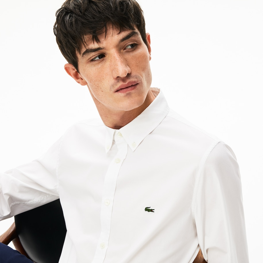 Men's Soft Cotton Poplin Shirt