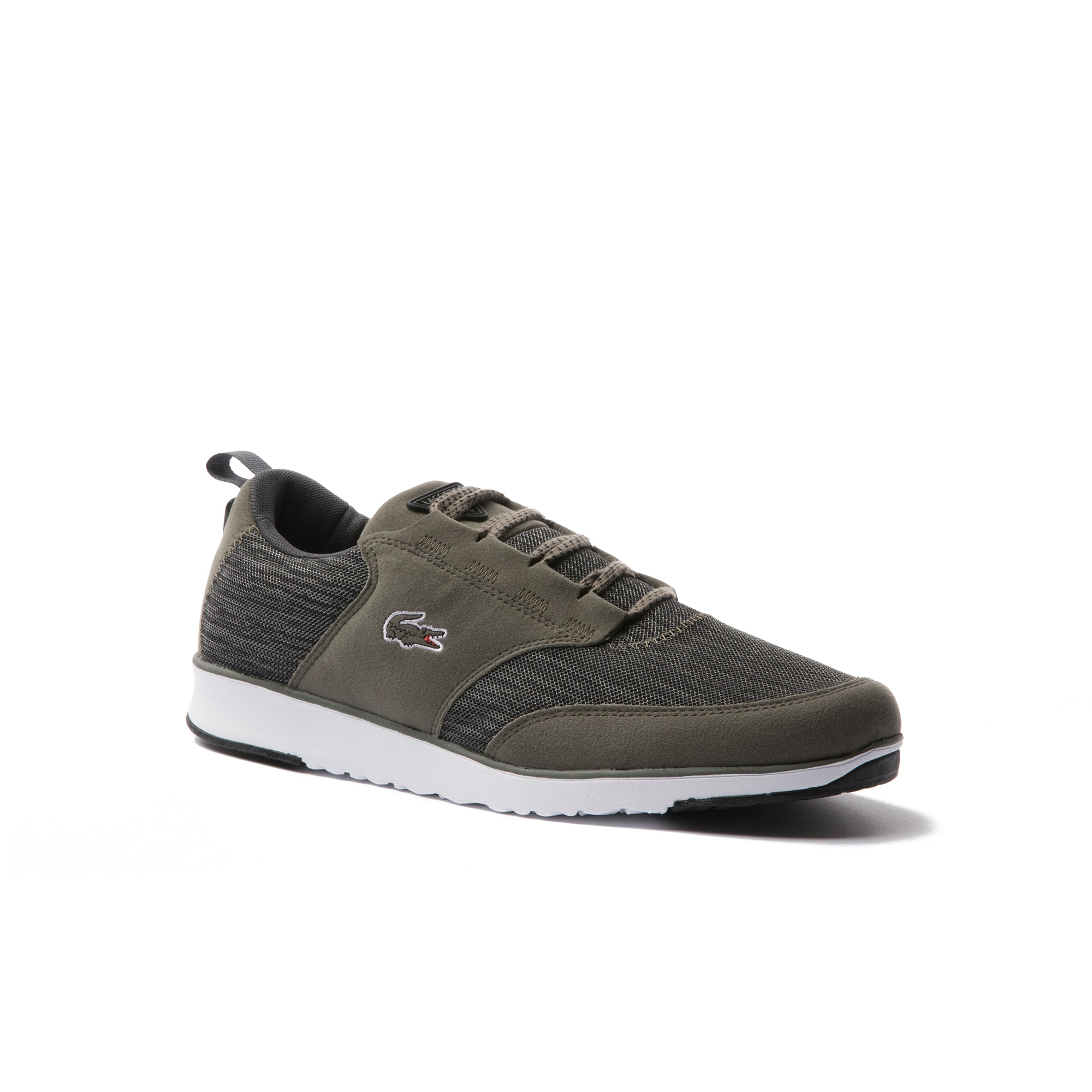 Lacoste MEN'S L.IGHT TEXTILE SNEAKERS YgUyS