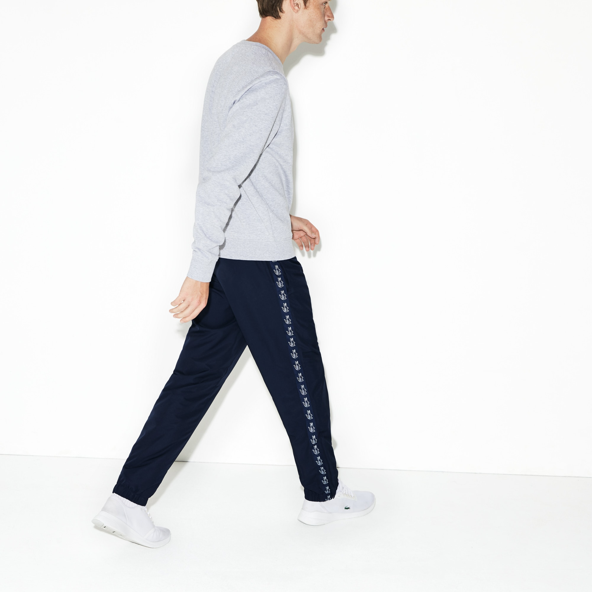 Men's SPORT Band Tennis Sweatpants