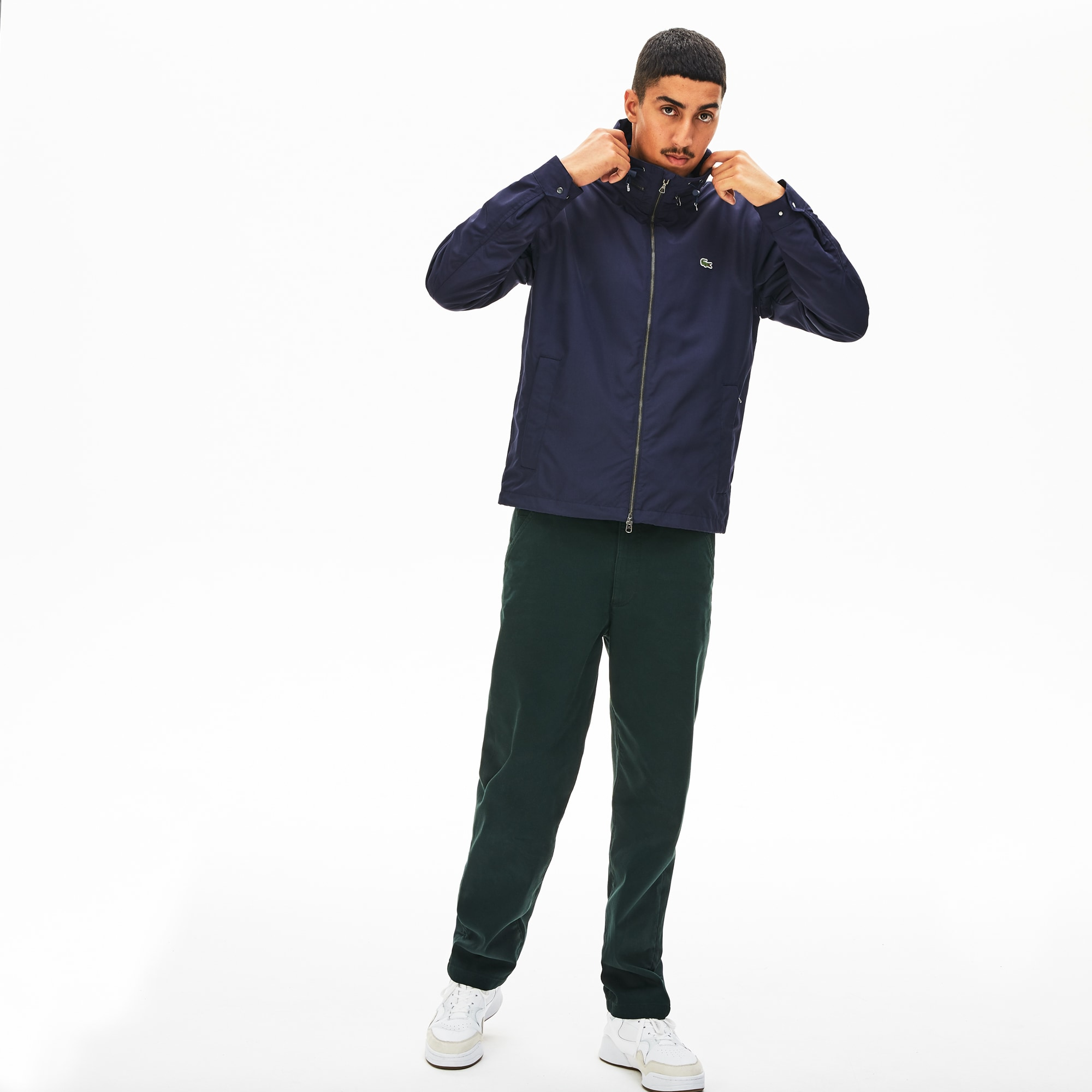 b2346b5af8a Men's Jackets and Coats | Lacoste Outerwear | LACOSTE