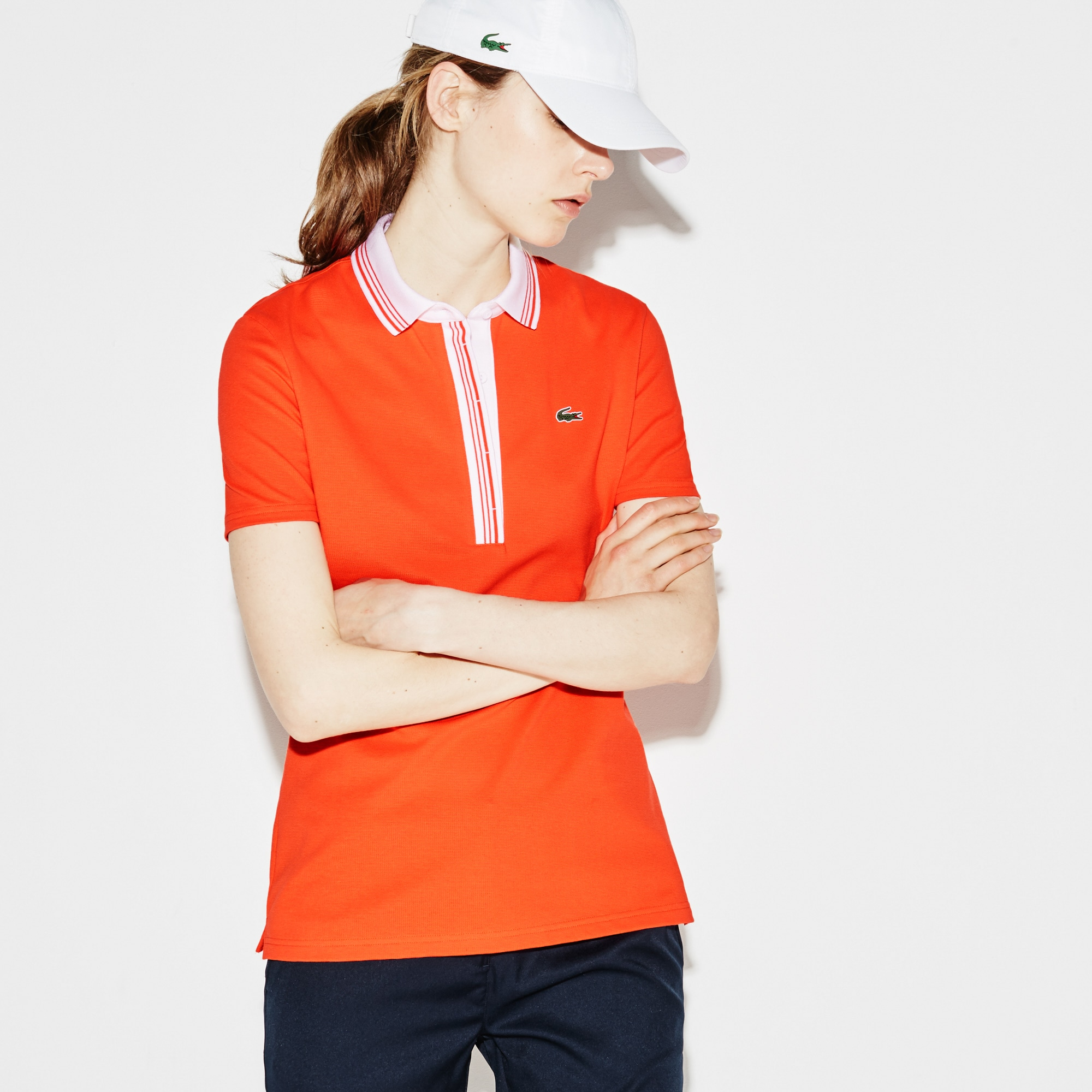 Women's  SPORT Golf Ultra-Lightweight Stretch Knit Polo