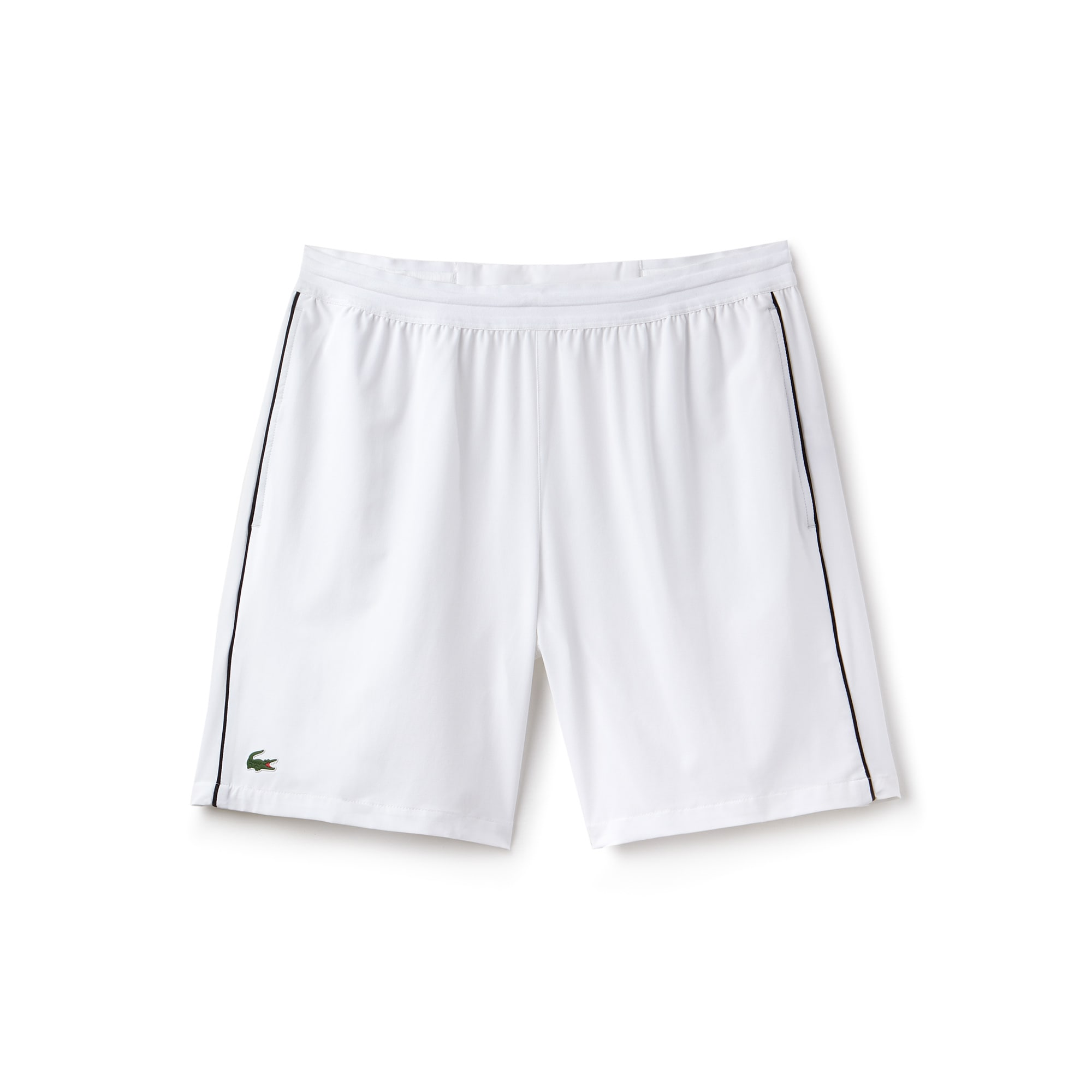 Men's SPORT Piped Stretch Technical Shorts - Novak Djokovic Collection