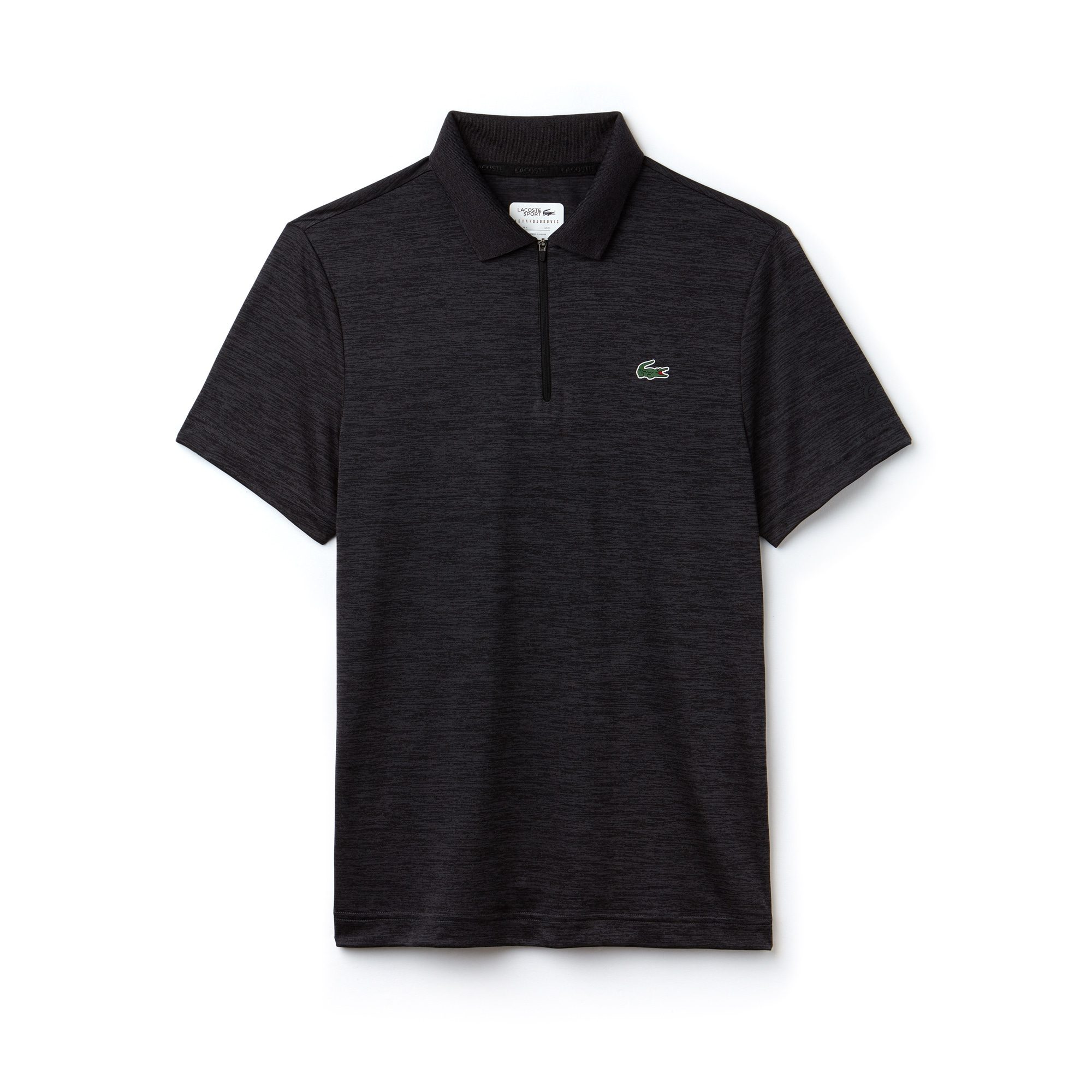 Men's SPORT Flecked Technical Polo - Novak Djokovic Collection