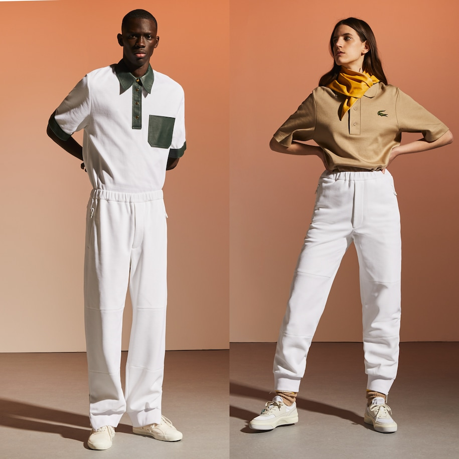 Unisex Fashion Show Edition Jersey Jogging Pants