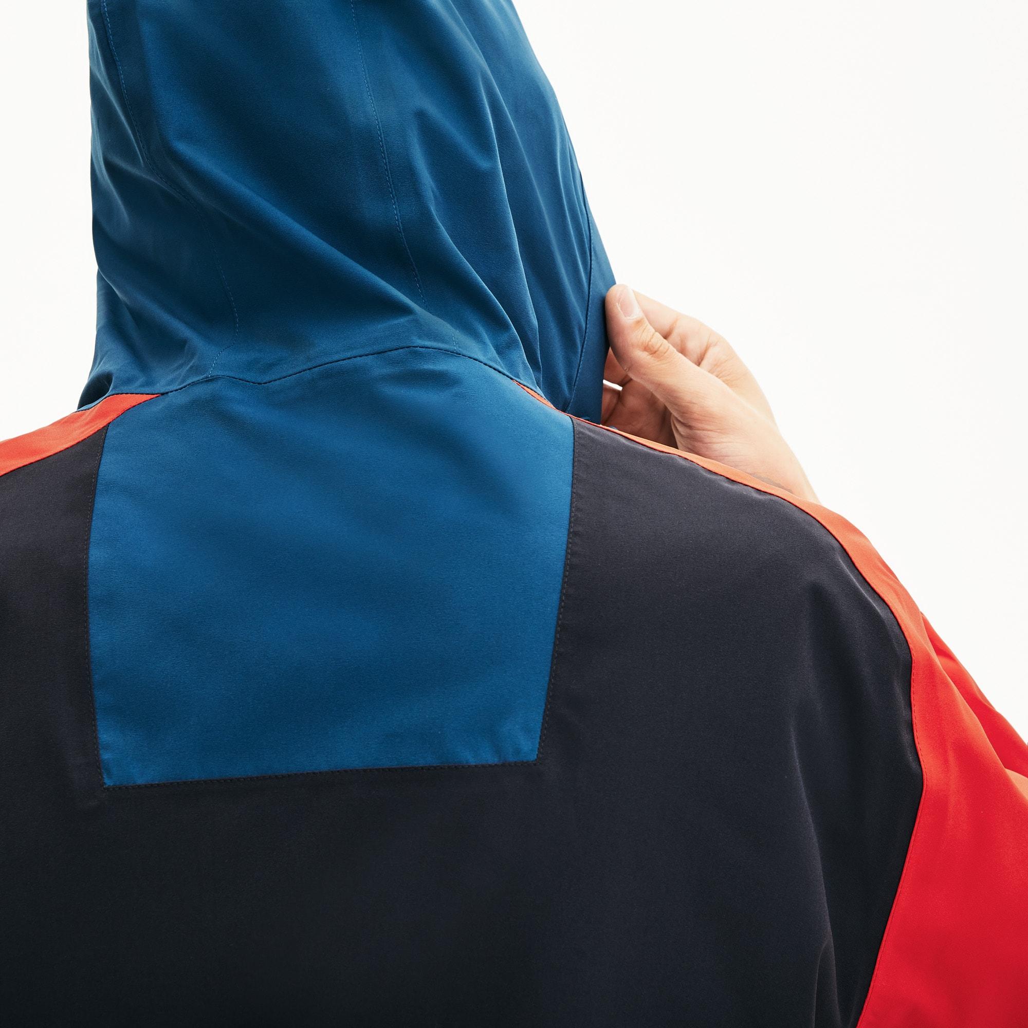 XL rot Beuchat Mens Atoll Reisverschluss Jacke