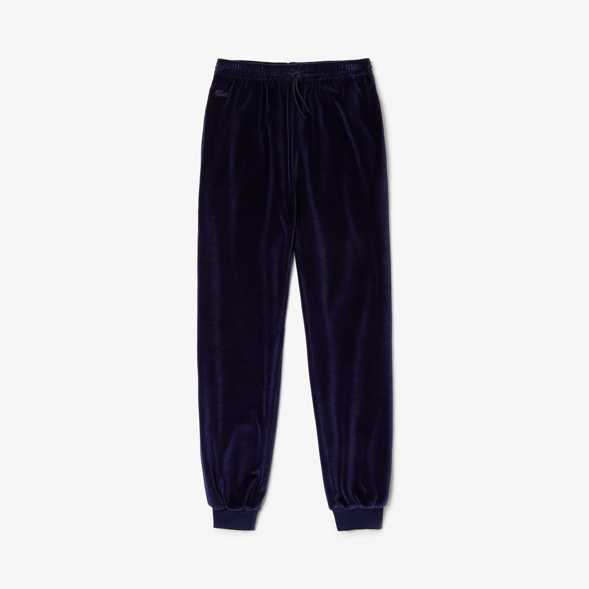 Women's Tapered Velour Terry Sweatpants